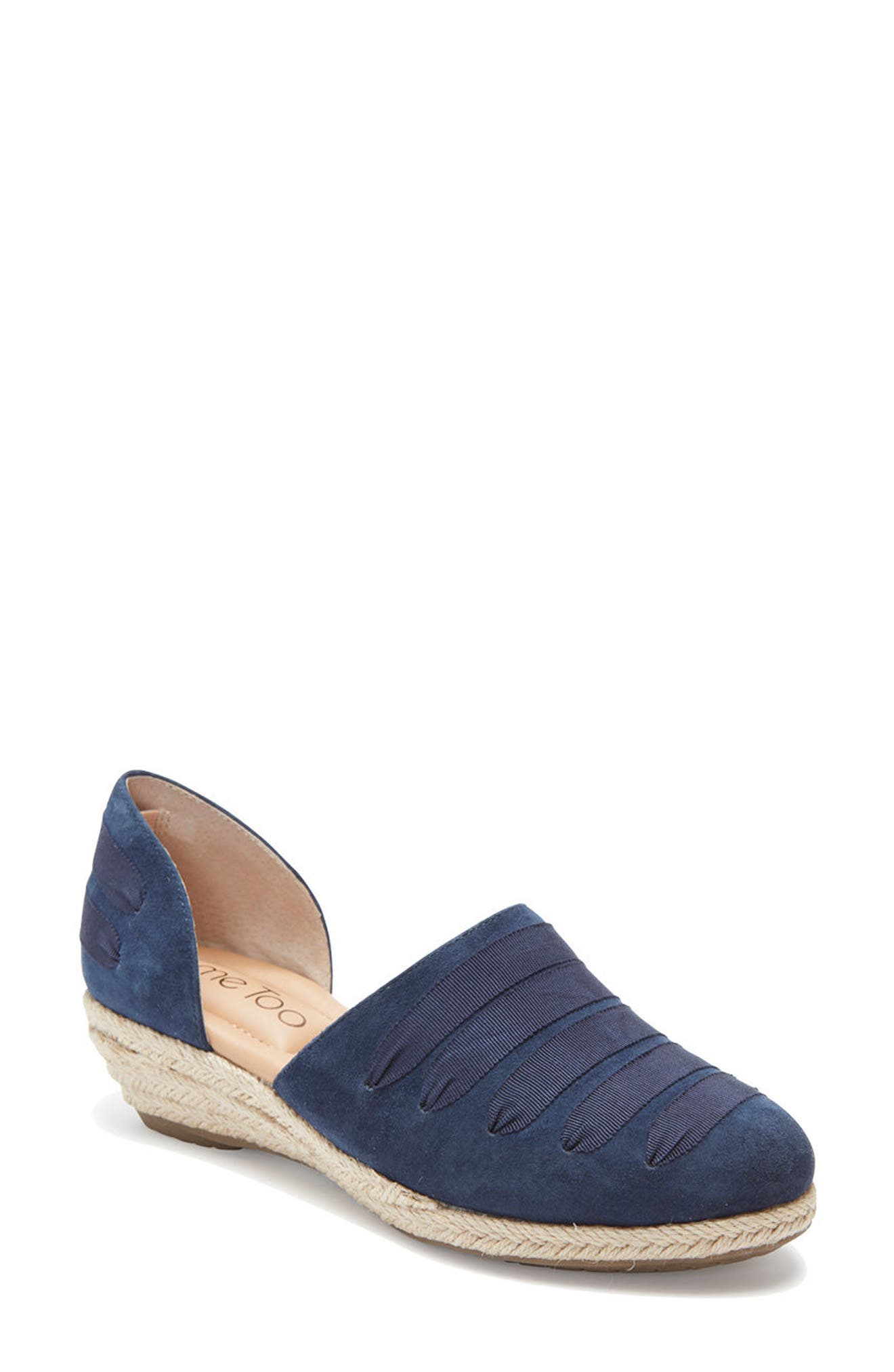 Netta Espadrille Wedge,                             Main thumbnail 3, color,