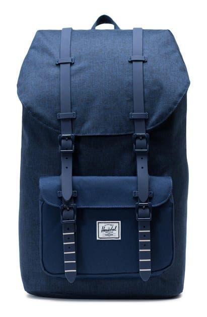 Herschel Supply Co. Backpacks LITTLE AMERICA BACKPACK - BLUE