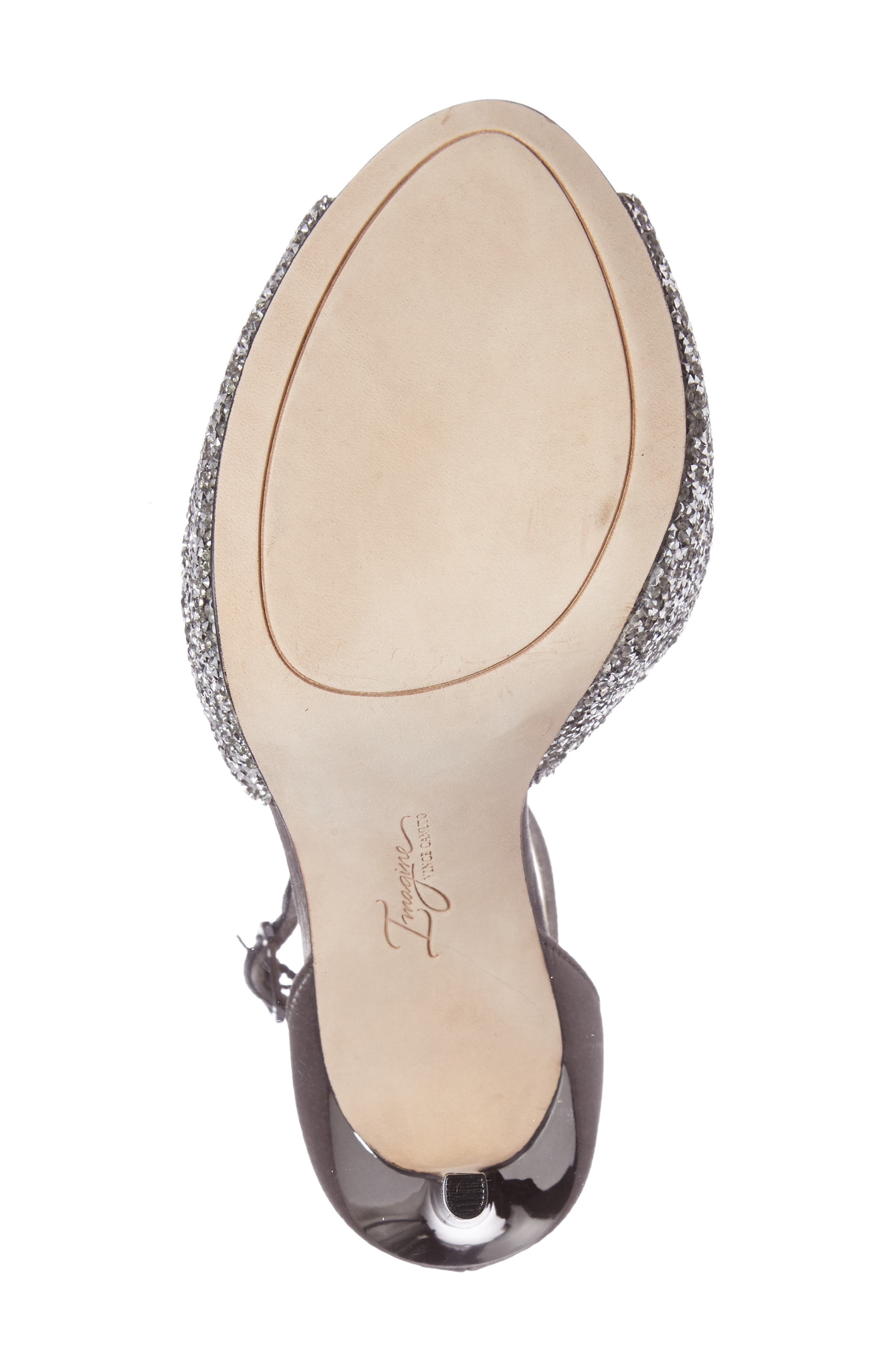 Karleigh Platform Sandal,                             Alternate thumbnail 17, color,
