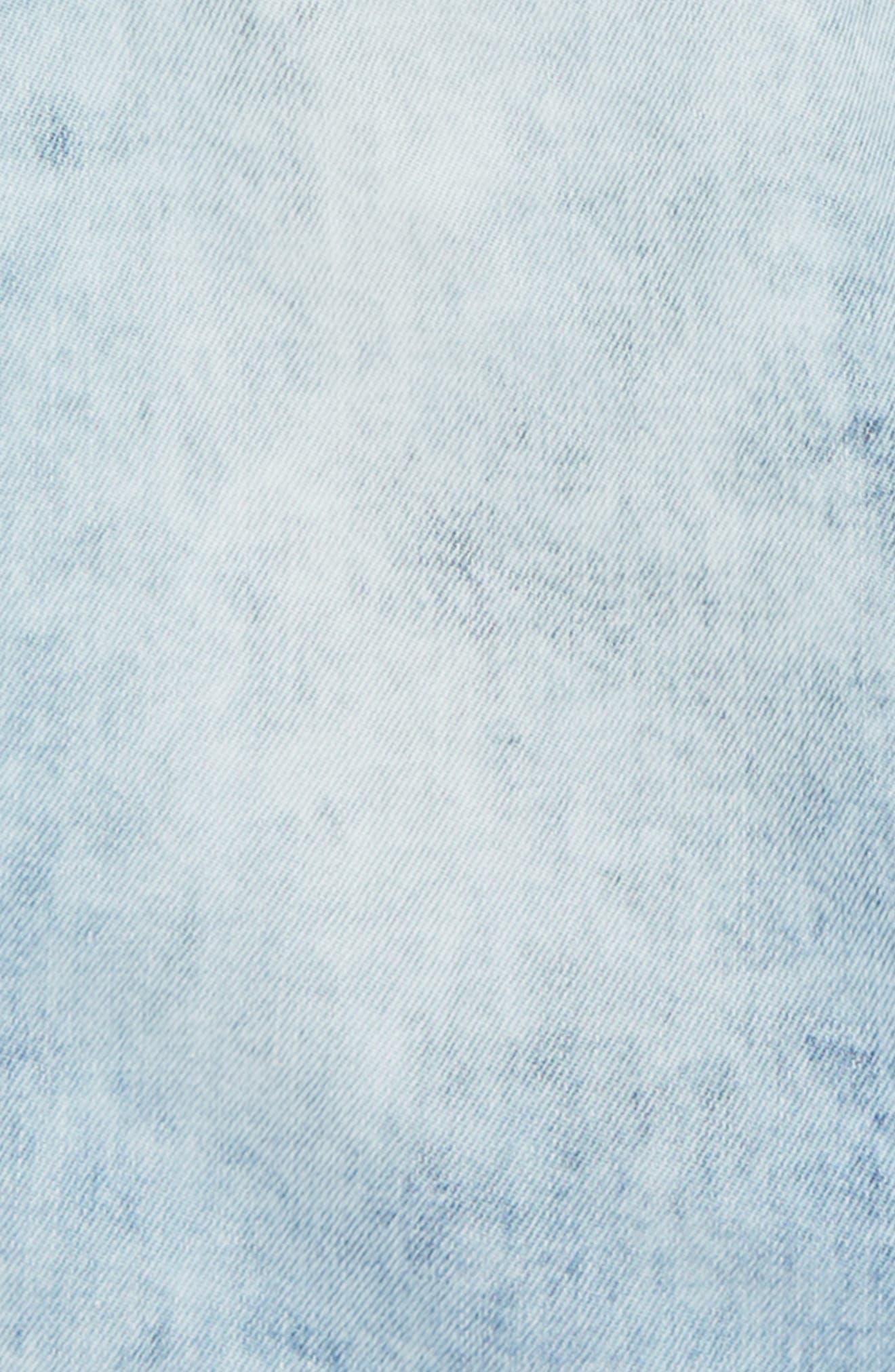 Denim Shorts,                             Alternate thumbnail 2, color,                             450