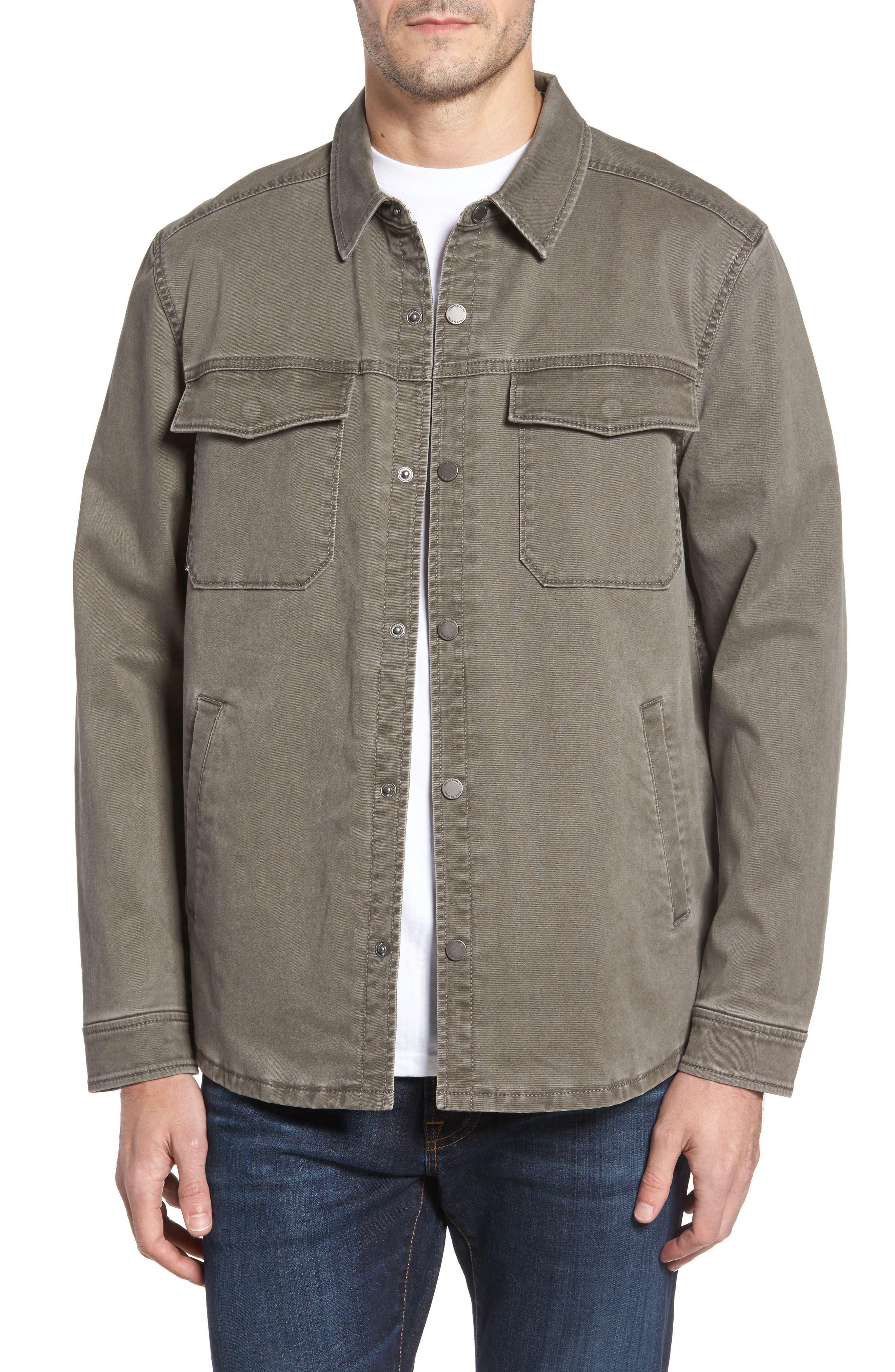 Sea Glass Shirt Jacket,                         Main,                         color,
