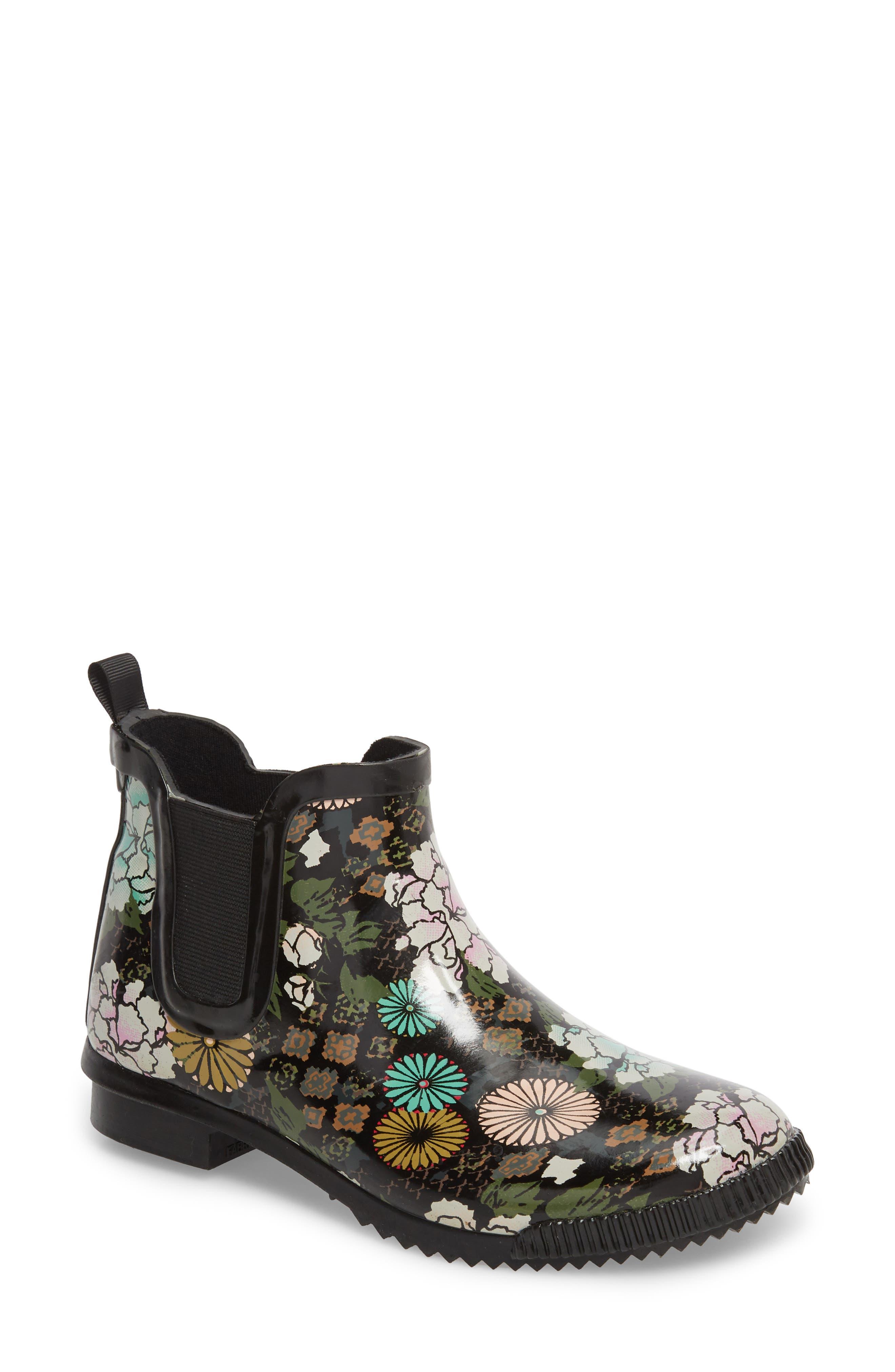 Cougar Regent Chelsea Waterproof Rain Boot, Black