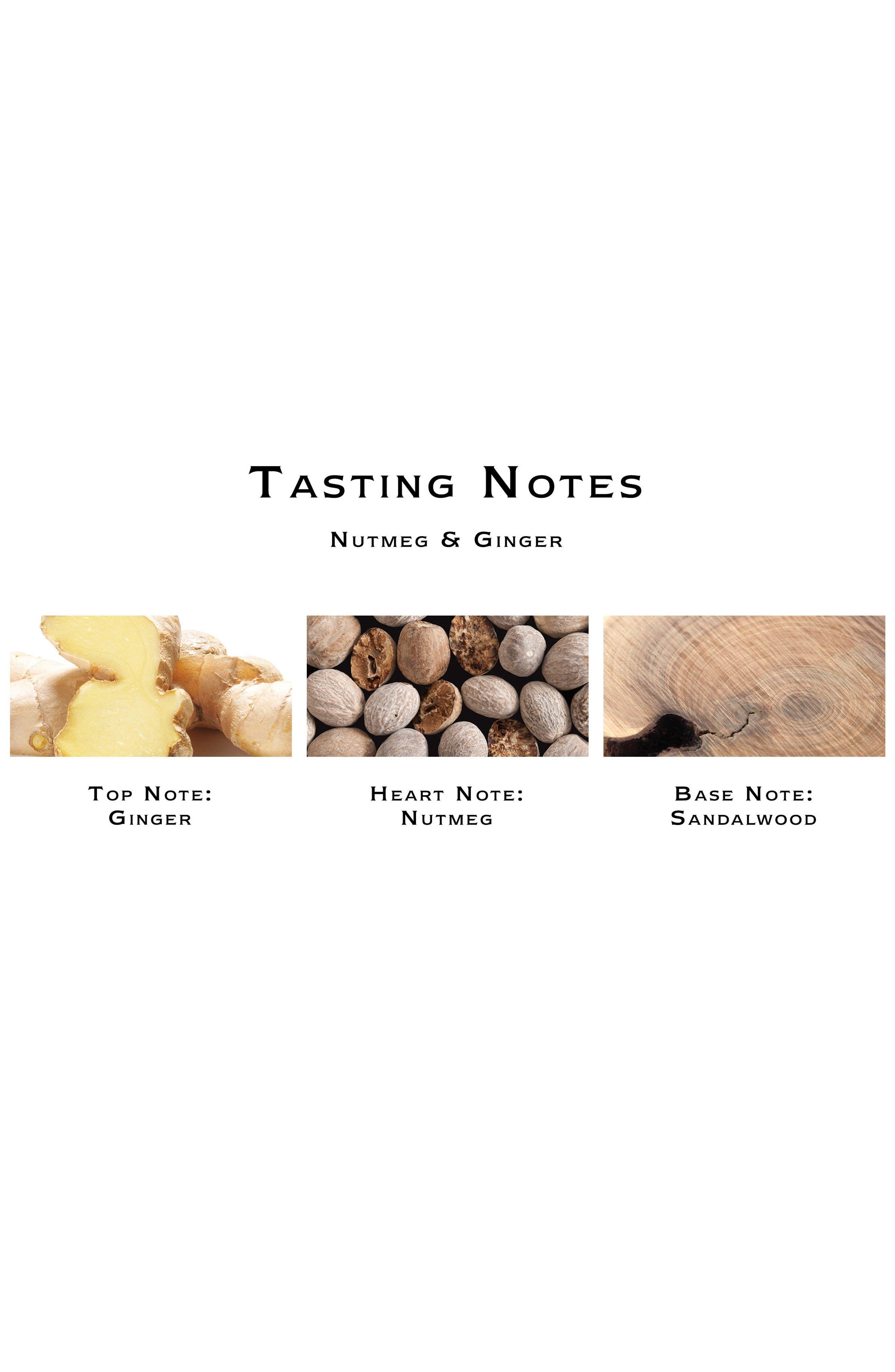 'Nutmeg & Ginger' Cologne,                             Alternate thumbnail 4, color,                             000