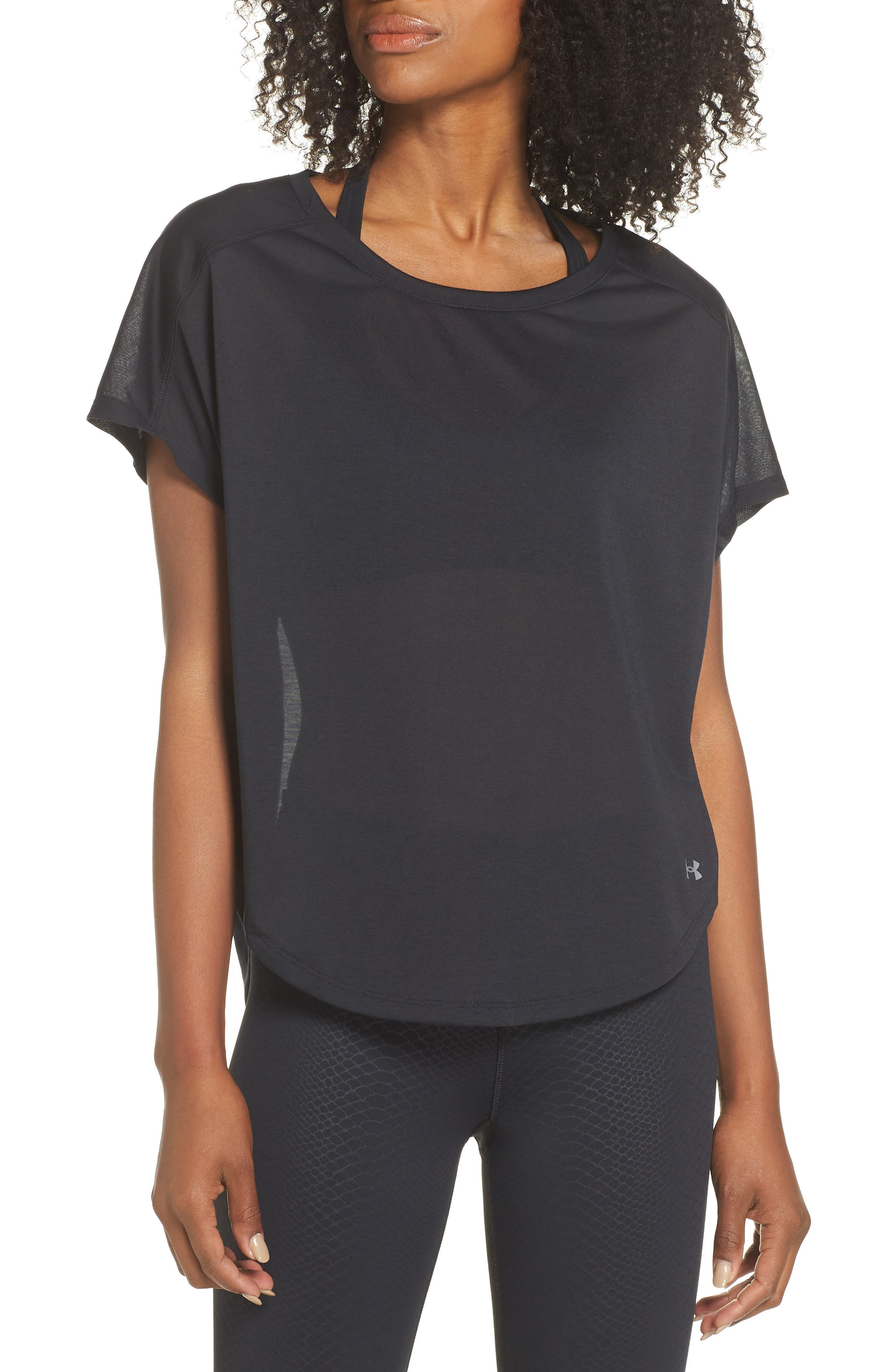 Whisperlight Oversized Tee,                         Main,                         color, 001