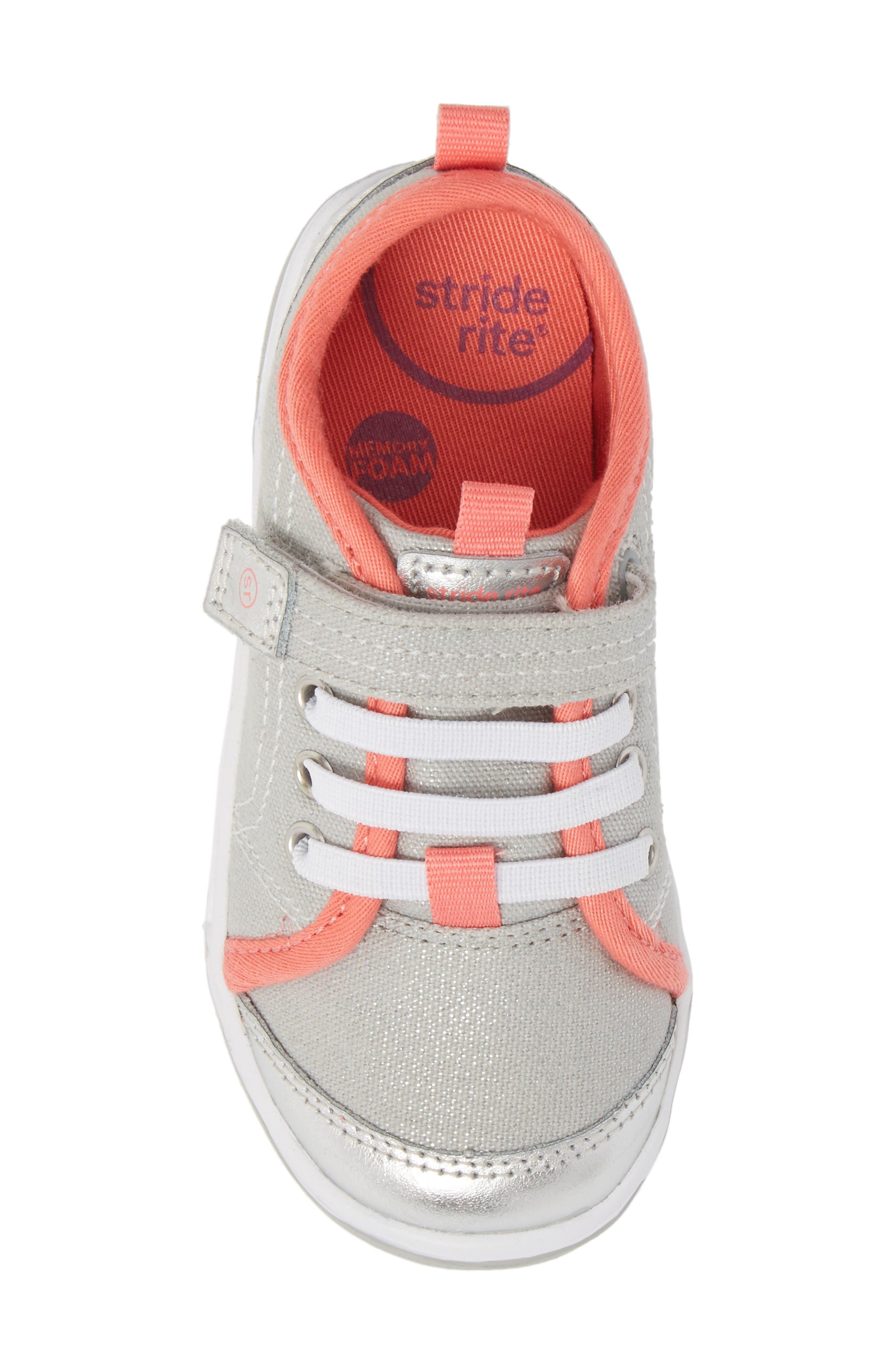 Dakota Sneaker,                             Alternate thumbnail 5, color,                             LIGHT GREY CANVAS