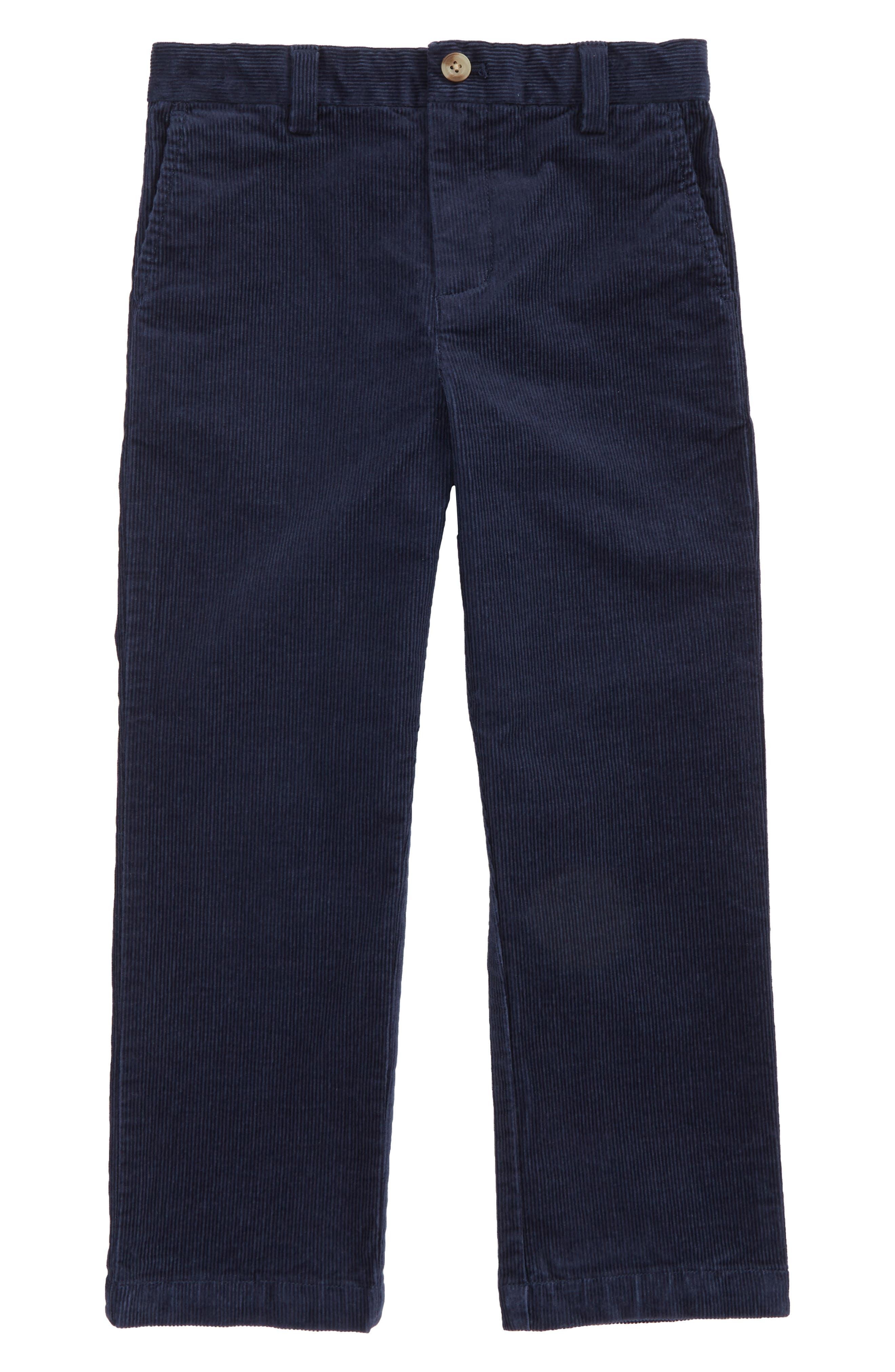Toddler Boys Vineyard Vines Corduroy Breaker Pants Size 2T  Blue