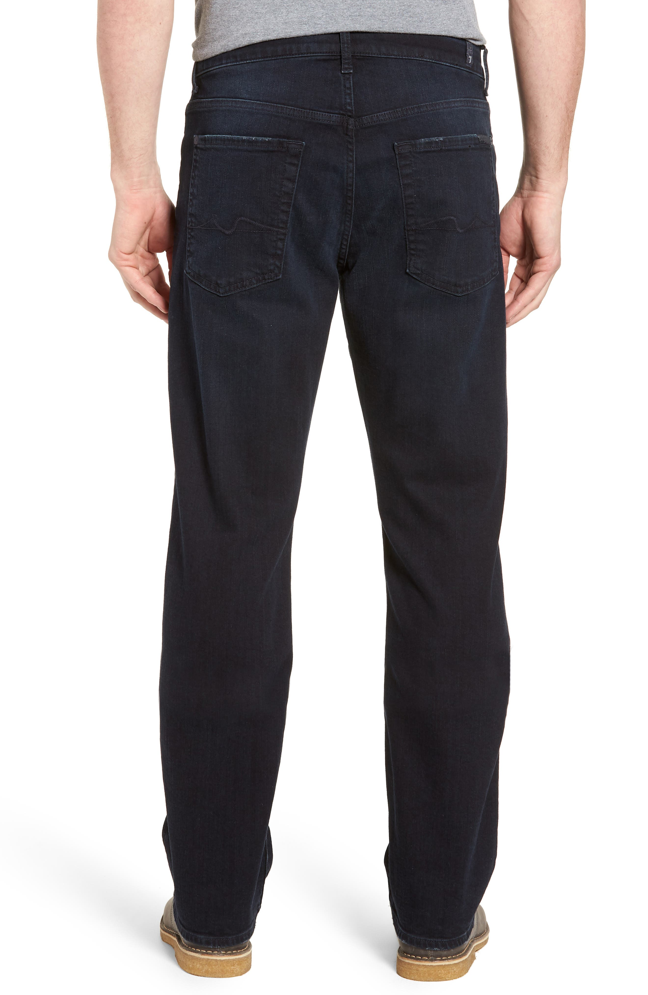 Luxe Austyn Relaxed Fit Jeans,                             Alternate thumbnail 2, color,                             DESPERADO