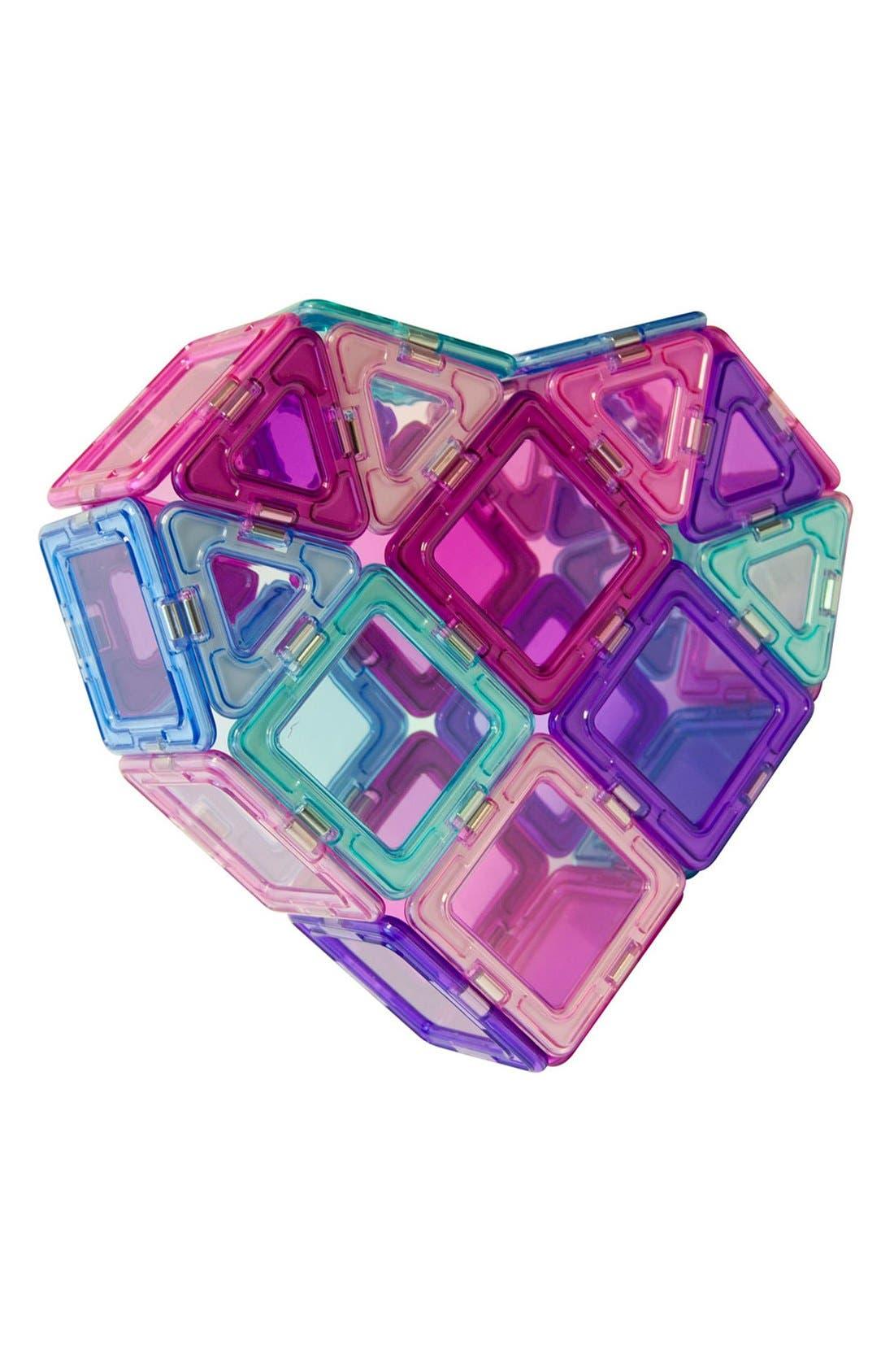 'Inspire - Solids' Clear Magnetic 3D Construction Set,                             Alternate thumbnail 4, color,                             440