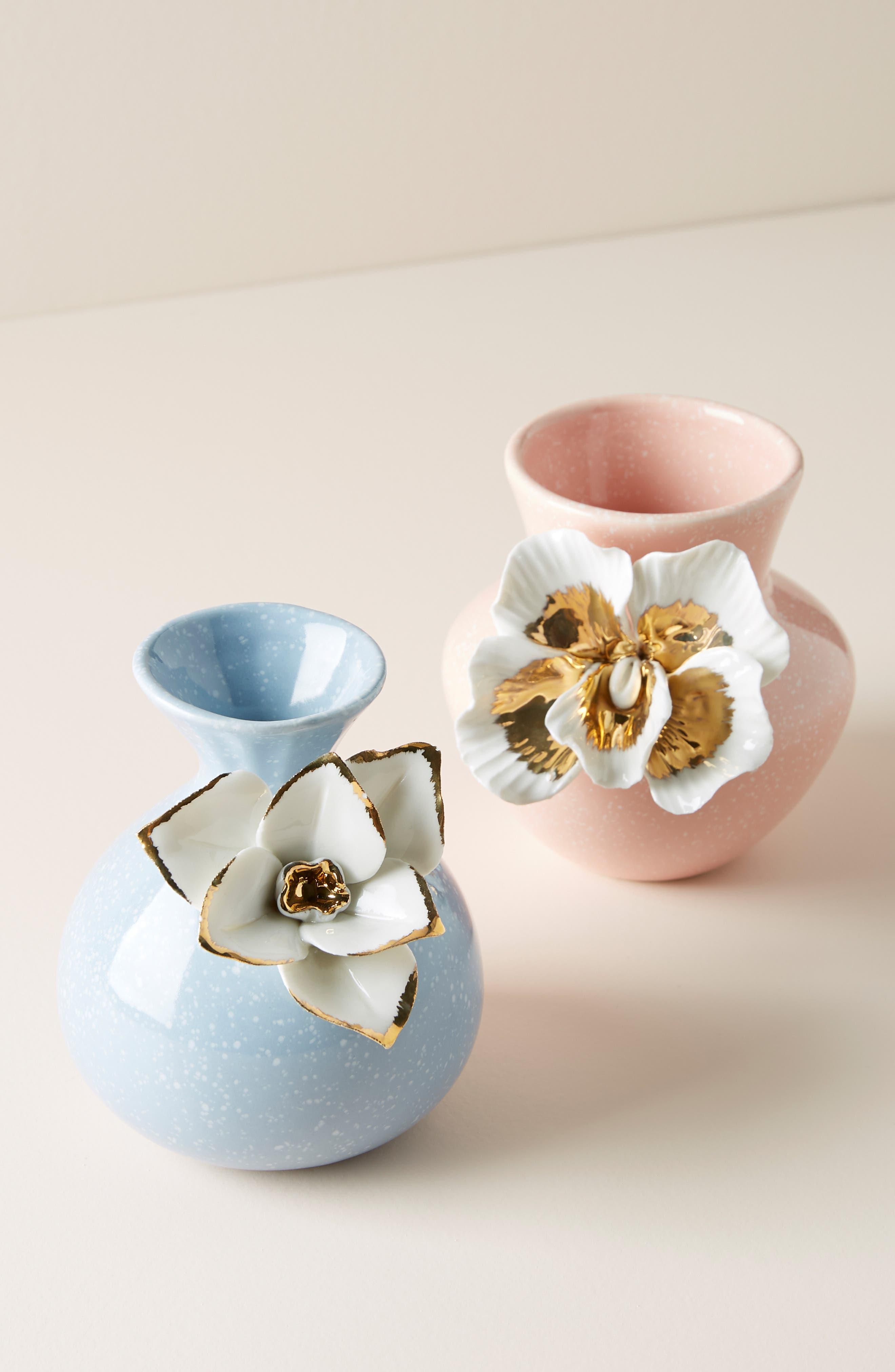 Bloom Vase,                             Alternate thumbnail 3, color,                             PINK