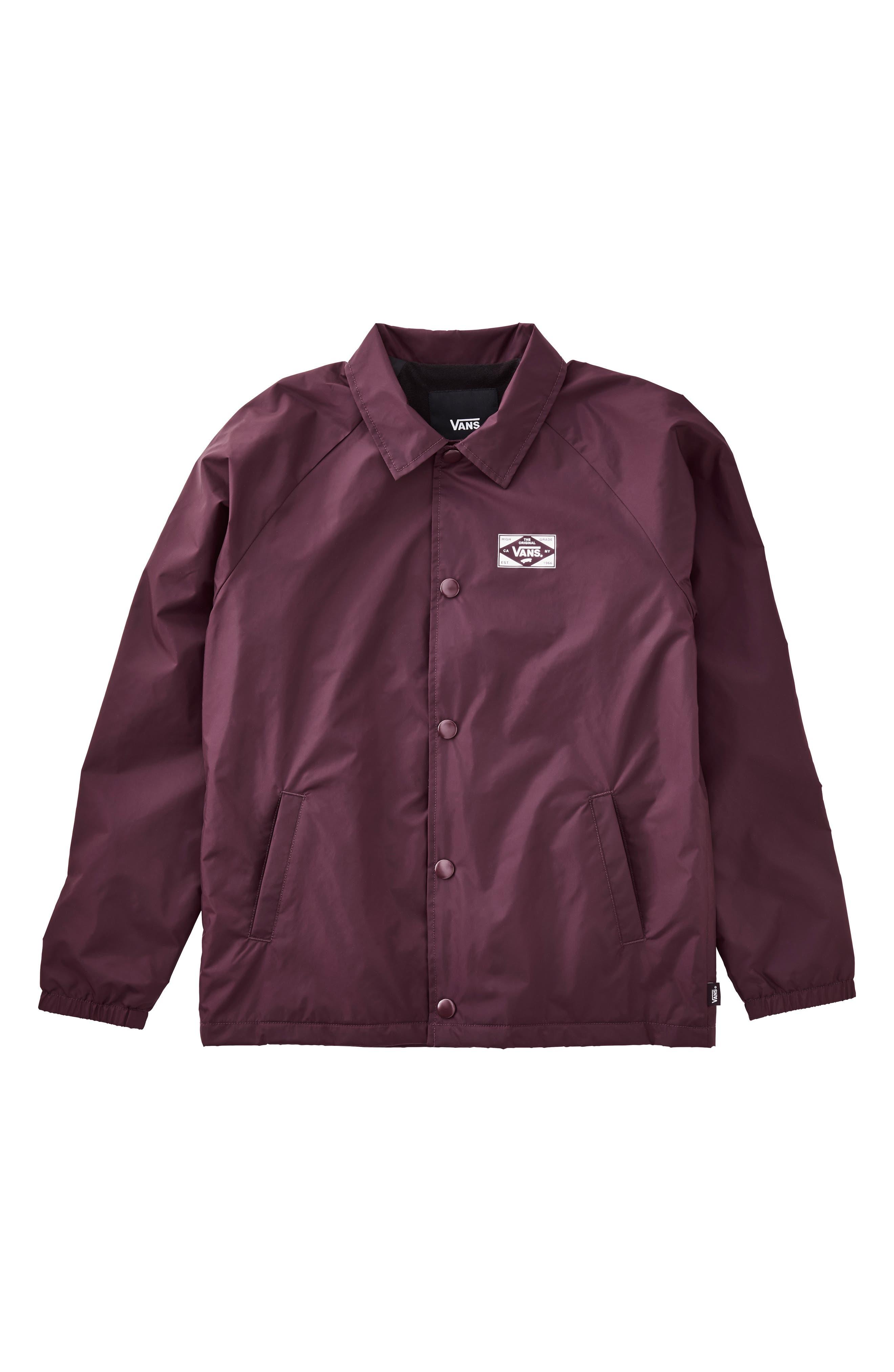 Torrey Nylon Jacket,                         Main,                         color, PORT ROYALE