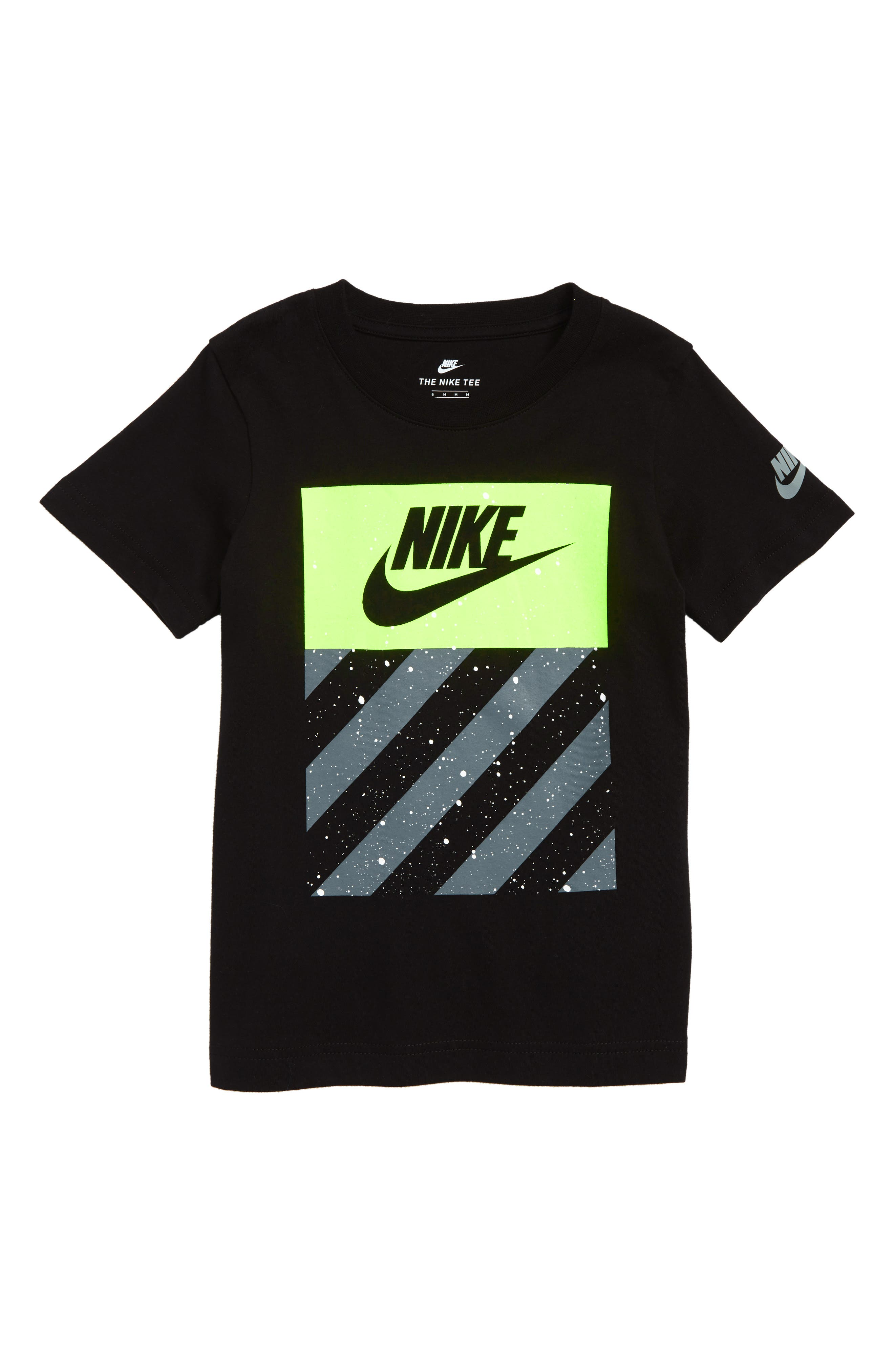 Dry Hazard Reflective Graphic T-Shirt,                             Main thumbnail 1, color,                             004