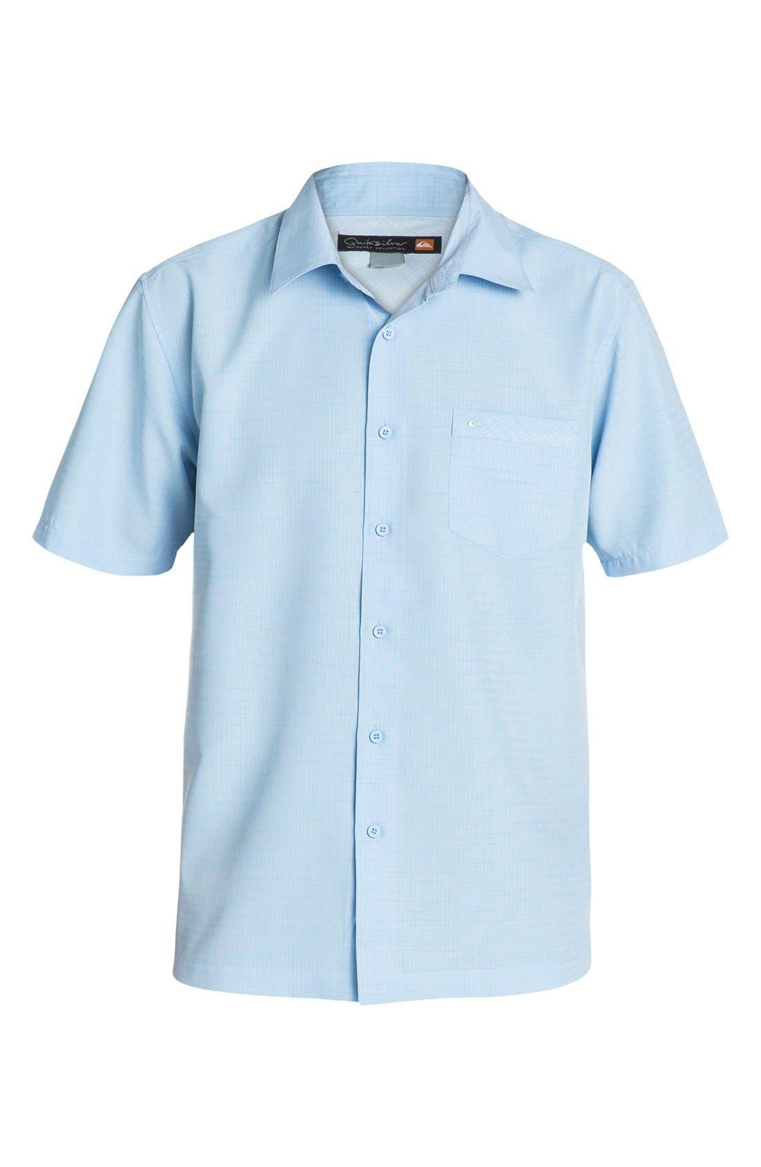 'Centinela 4' Short Sleeve Sport Shirt,                             Main thumbnail 14, color,