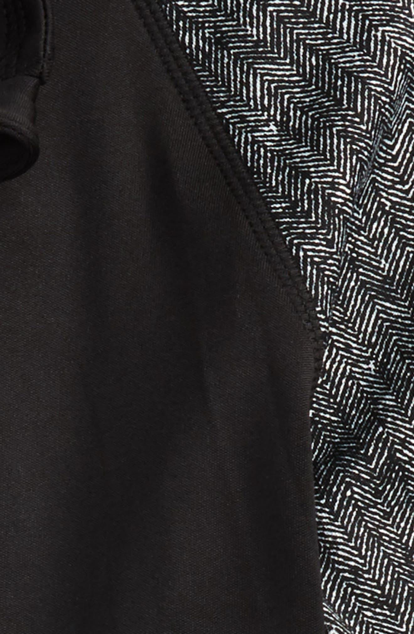 Flex Tech Quarter Zip Pullover,                             Alternate thumbnail 2, color,                             001