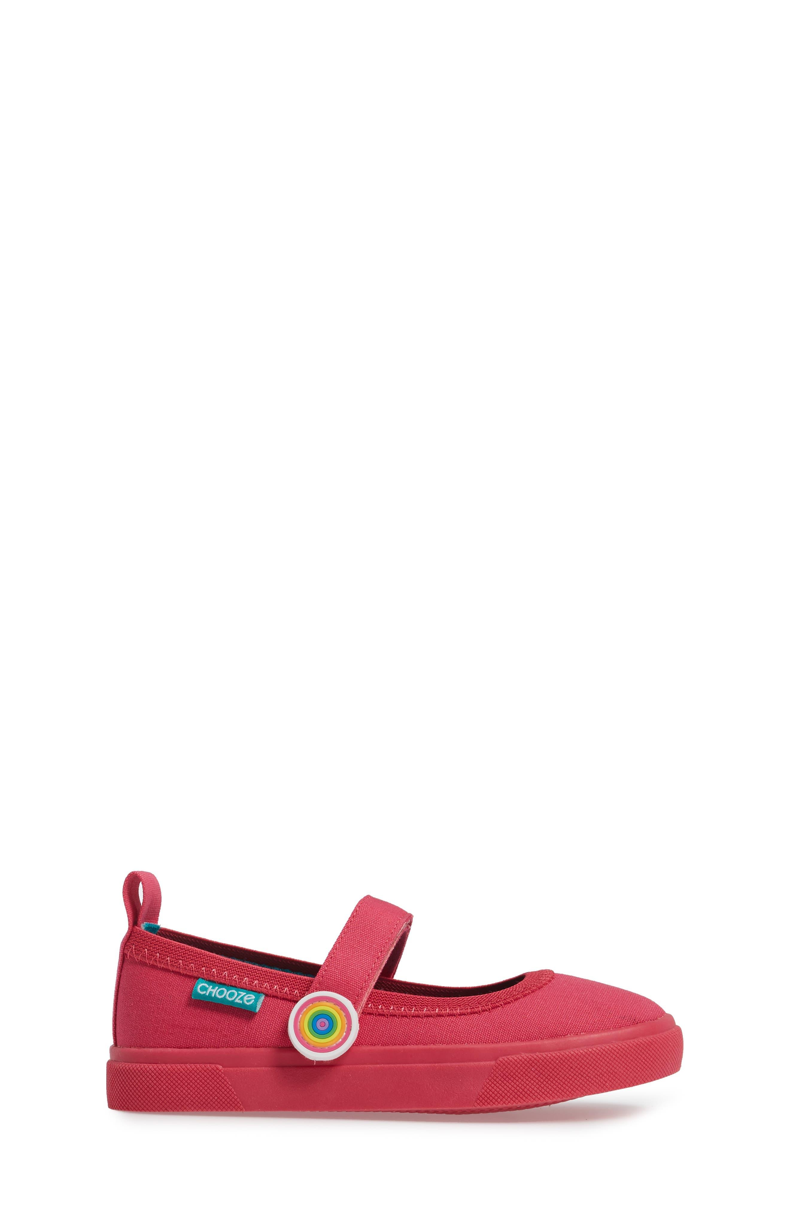 Skip Mary Jane Sneaker,                             Alternate thumbnail 3, color,                             PRISM