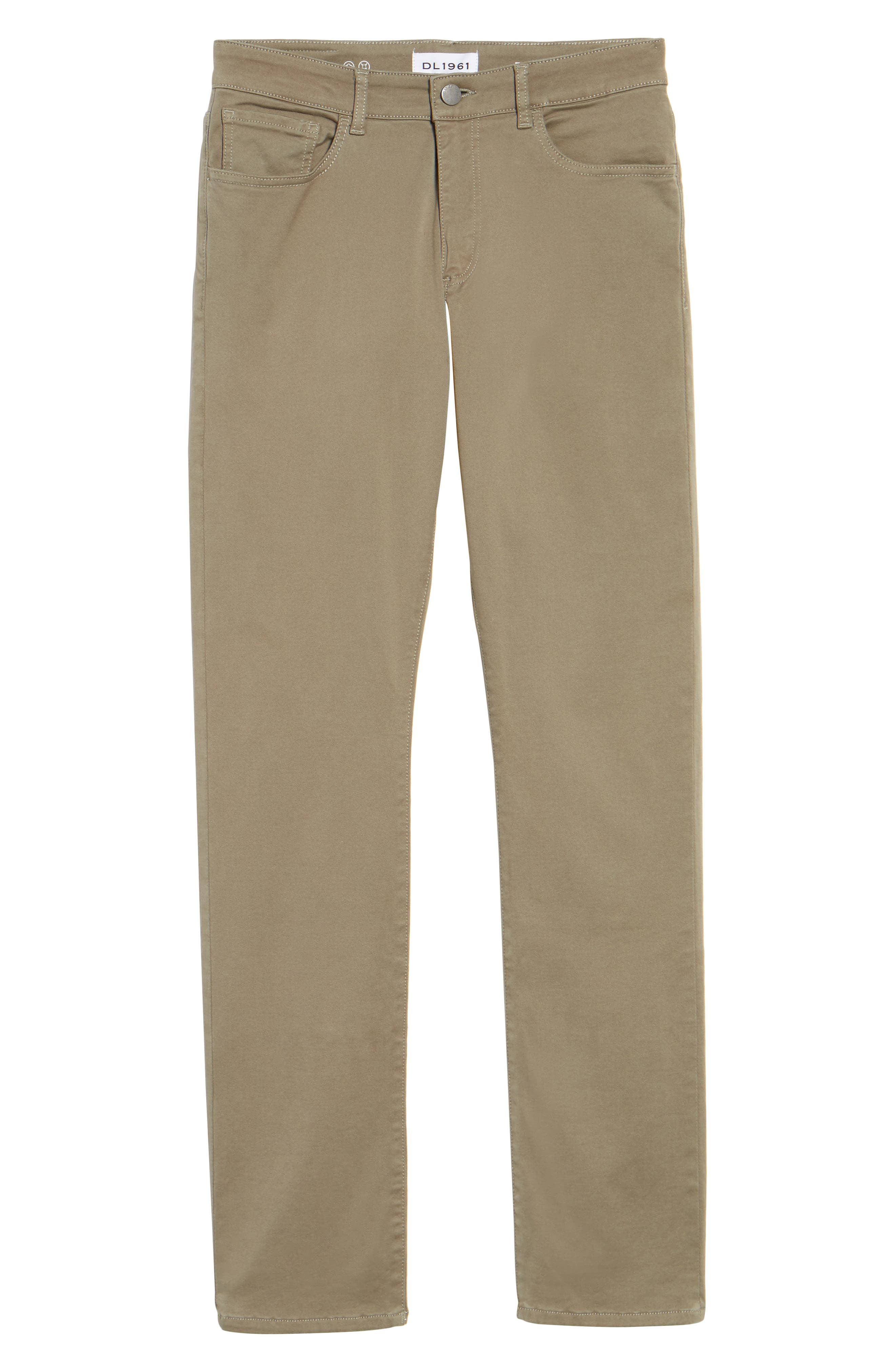 Russell Slim Fit Sateen Twill Pants,                             Alternate thumbnail 59, color,