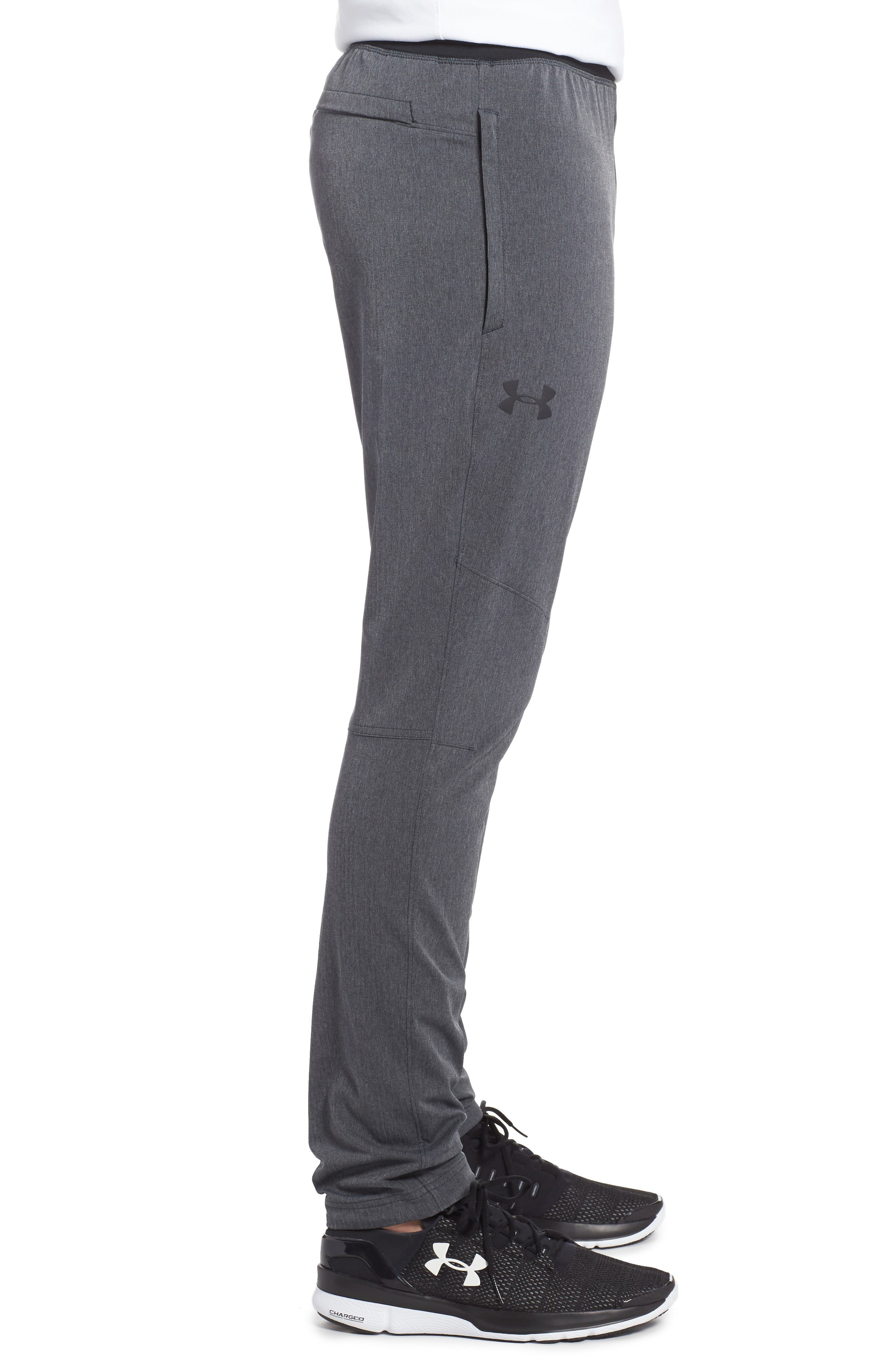 Fitted Woven Training Pants,                             Alternate thumbnail 16, color,