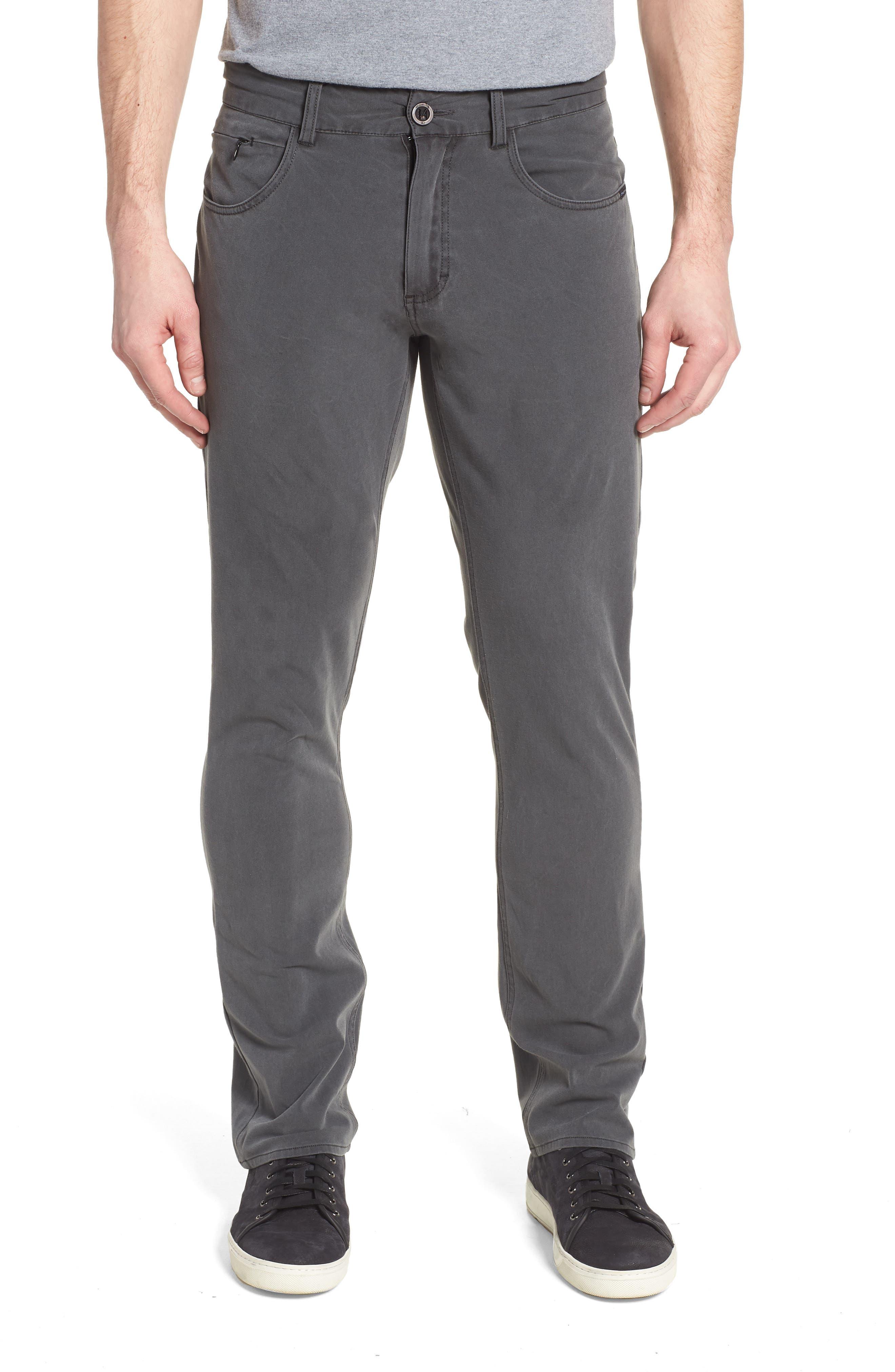 Venture Slim Fit Hybrid Pants,                             Main thumbnail 1, color,                             001