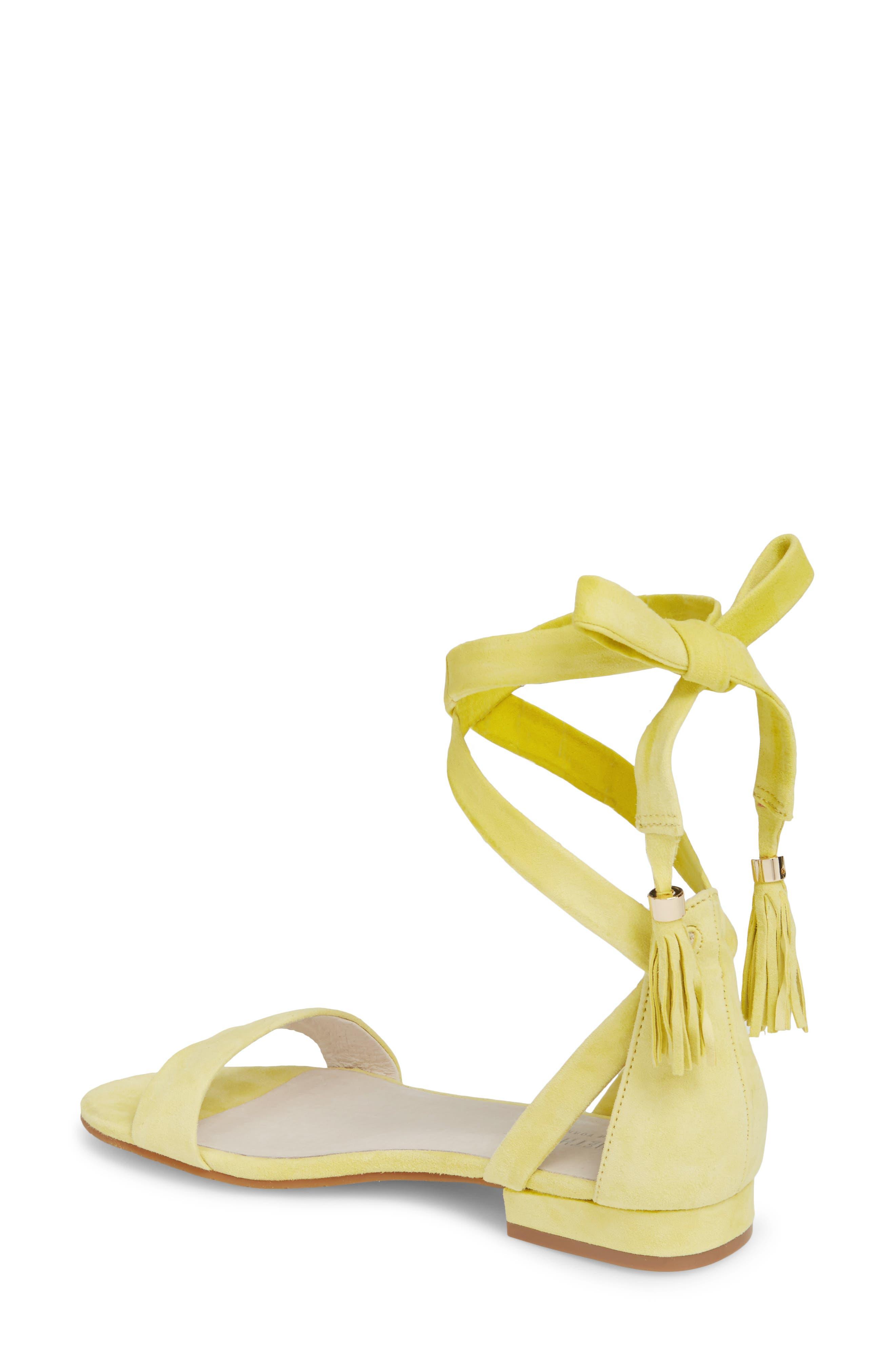 Valen Tassel Lace-Up Sandal,                             Alternate thumbnail 16, color,