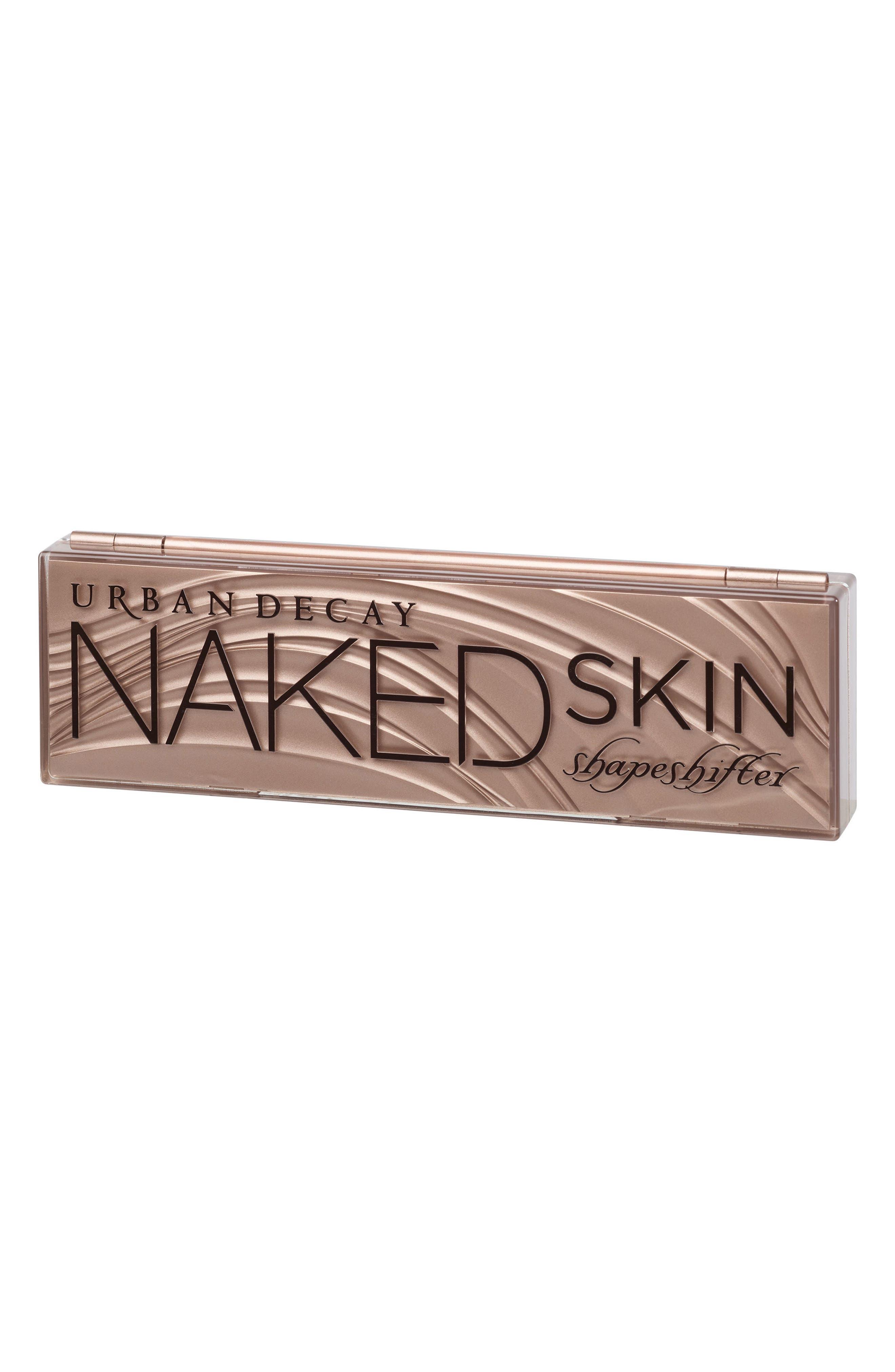 Naked Skin Shapeshifter Palette,                             Alternate thumbnail 4, color,                             MEDIUM DARK SHIFT