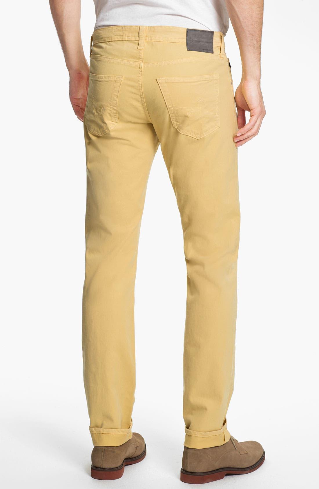 'Matchbox BES' Slim Fit Pants,                             Alternate thumbnail 89, color,