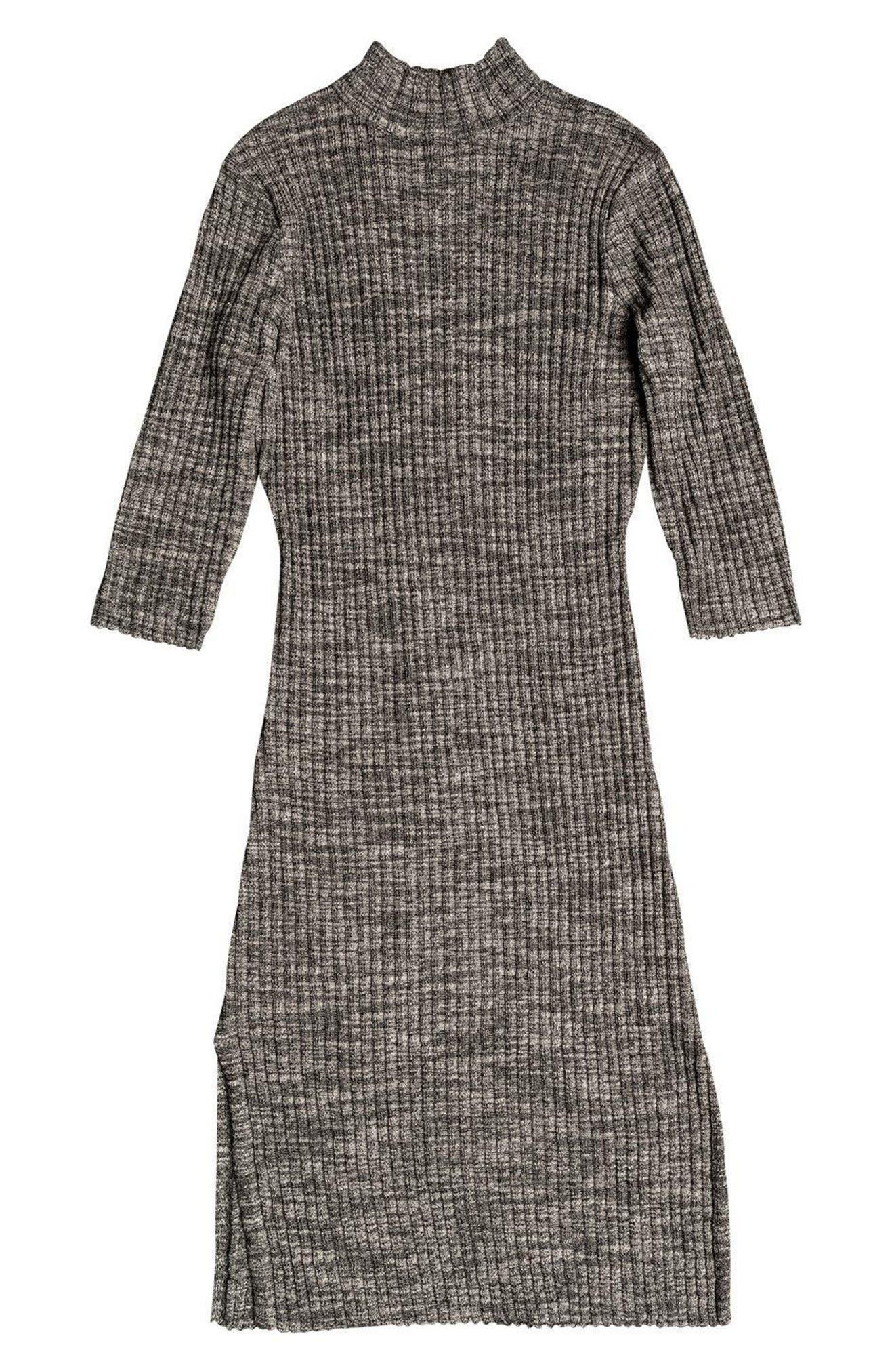 Hello Fall Sweater Dress,                             Alternate thumbnail 5, color,