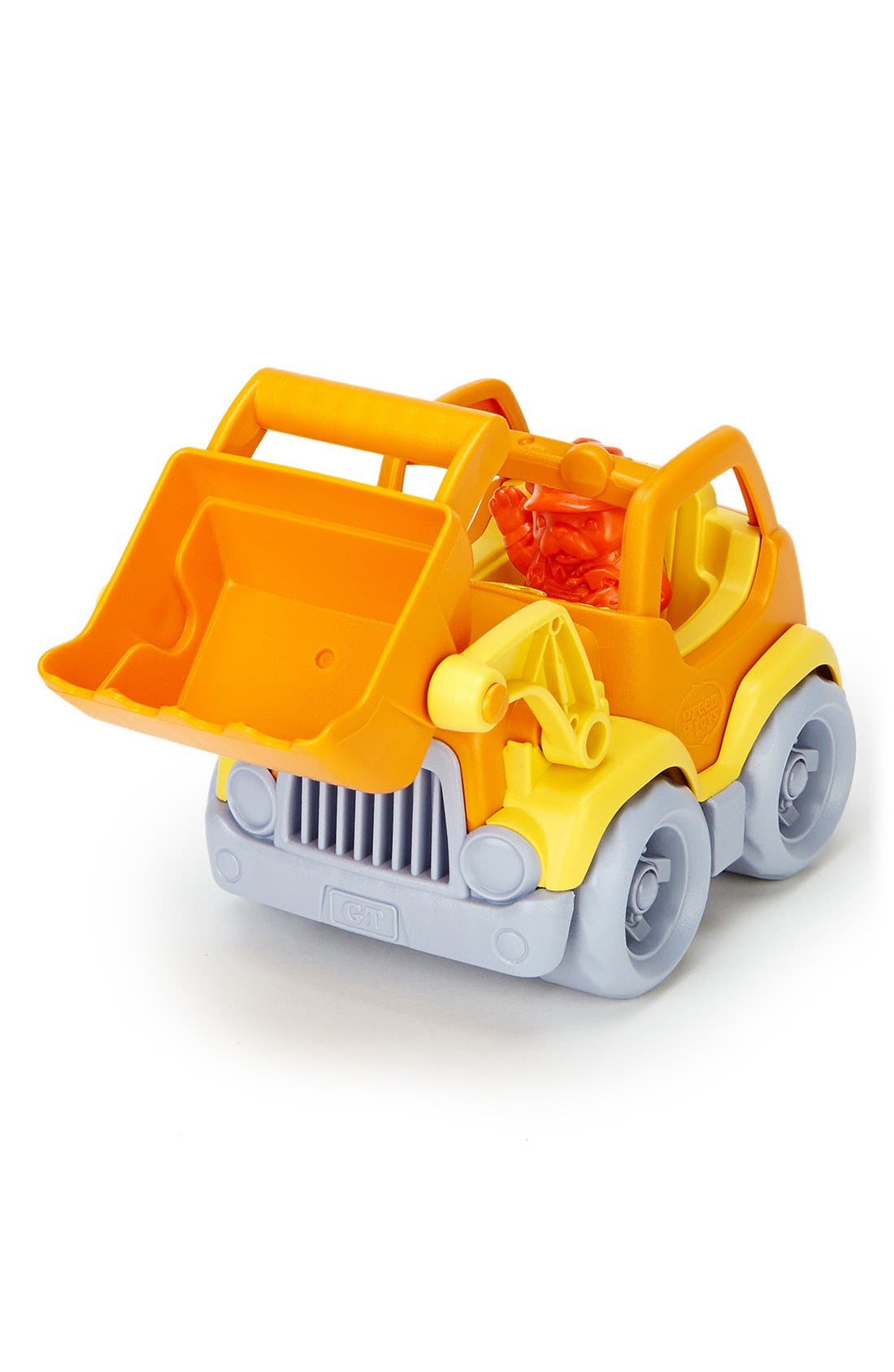 'Scooper' Toy Construction Truck,                             Alternate thumbnail 4, color,                             800