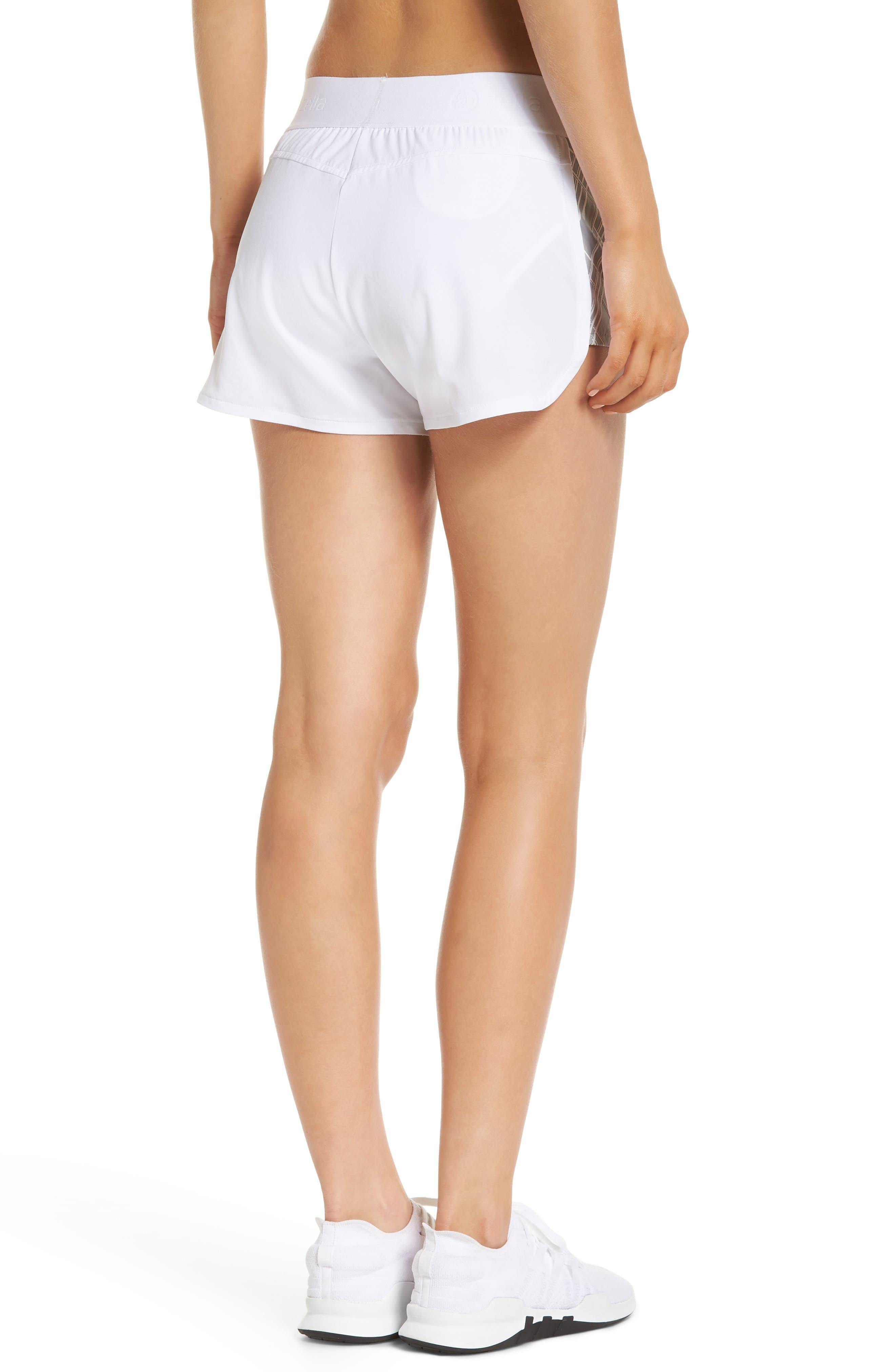 Go Run Reflect Shorts,                             Alternate thumbnail 2, color,                             WHITE