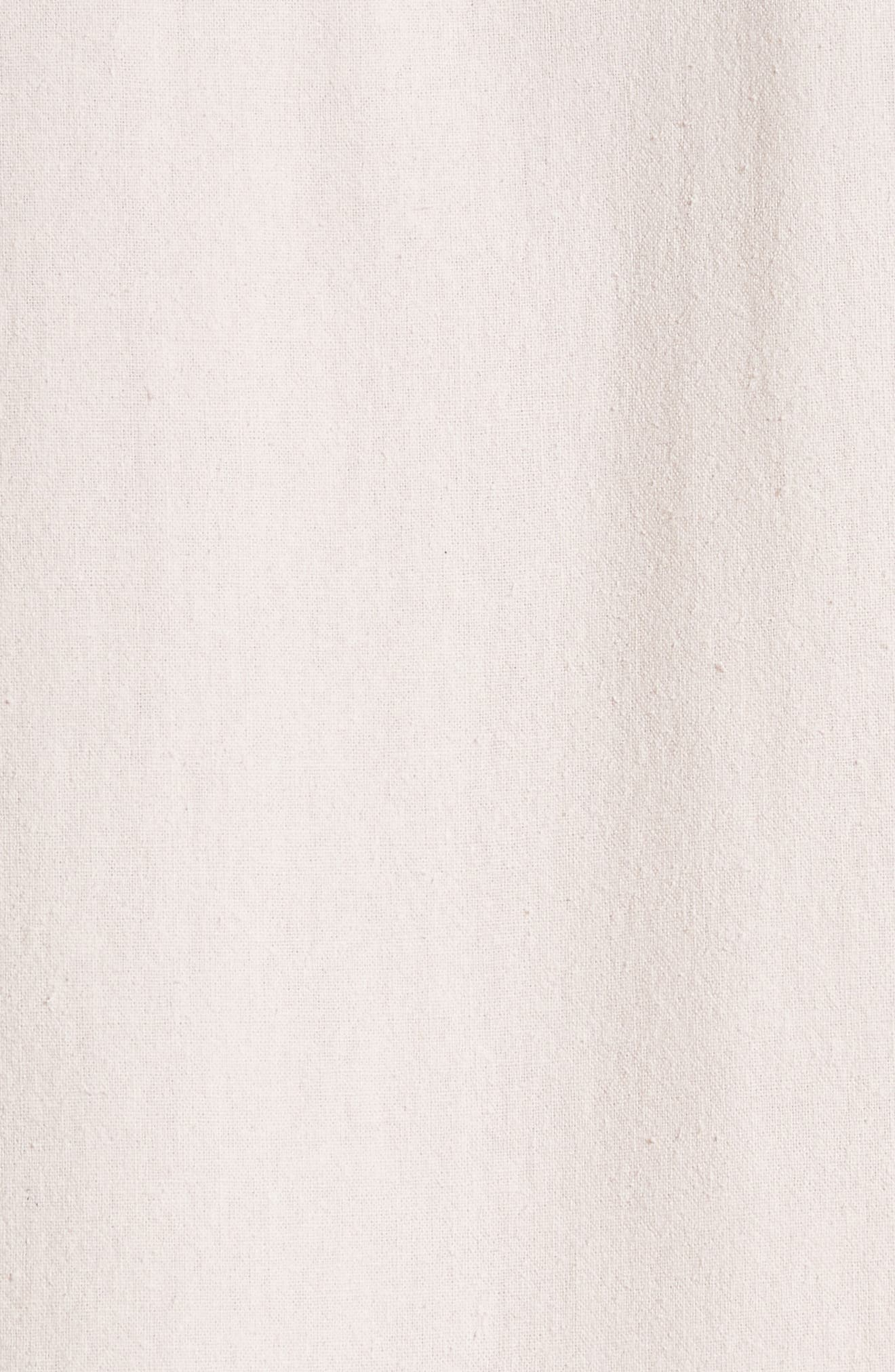 Classic Silk Shirt,                             Alternate thumbnail 5, color,                             650