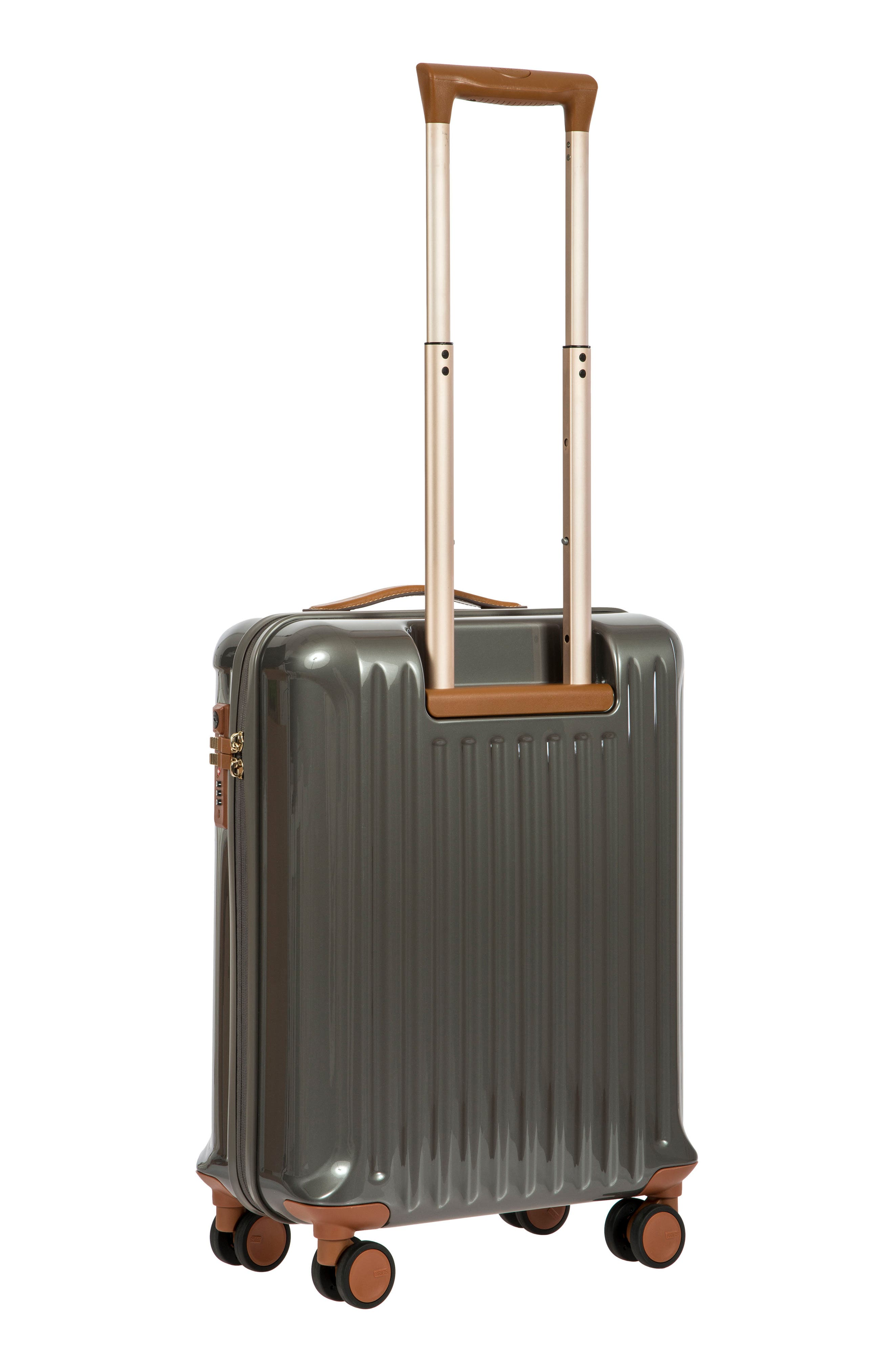 Capri 21-Inch Rolling Carry-On,                             Alternate thumbnail 4, color,                             020