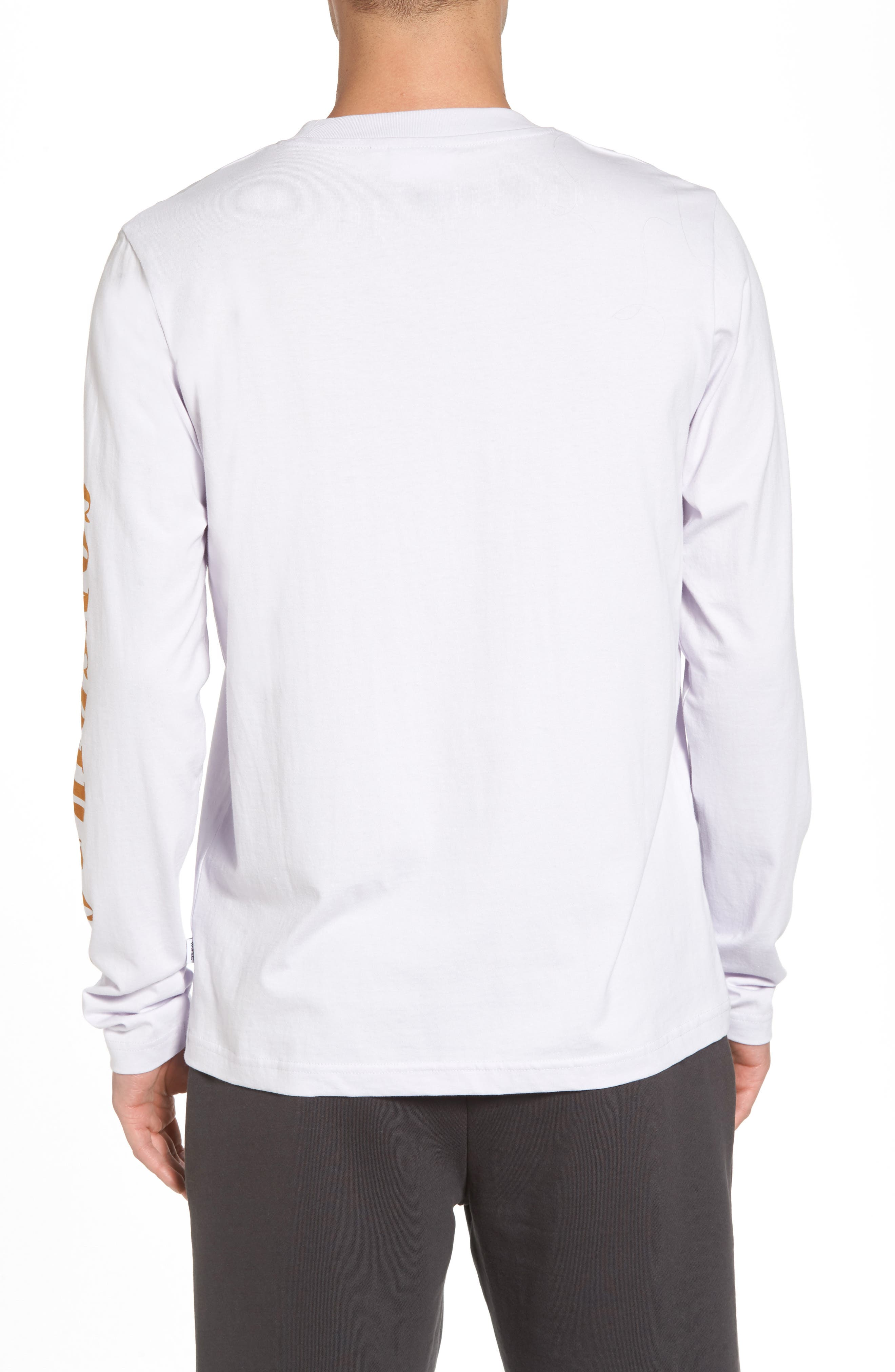 Makai Graphic T-Shirt,                             Alternate thumbnail 2, color,                             LIGHT LILAC