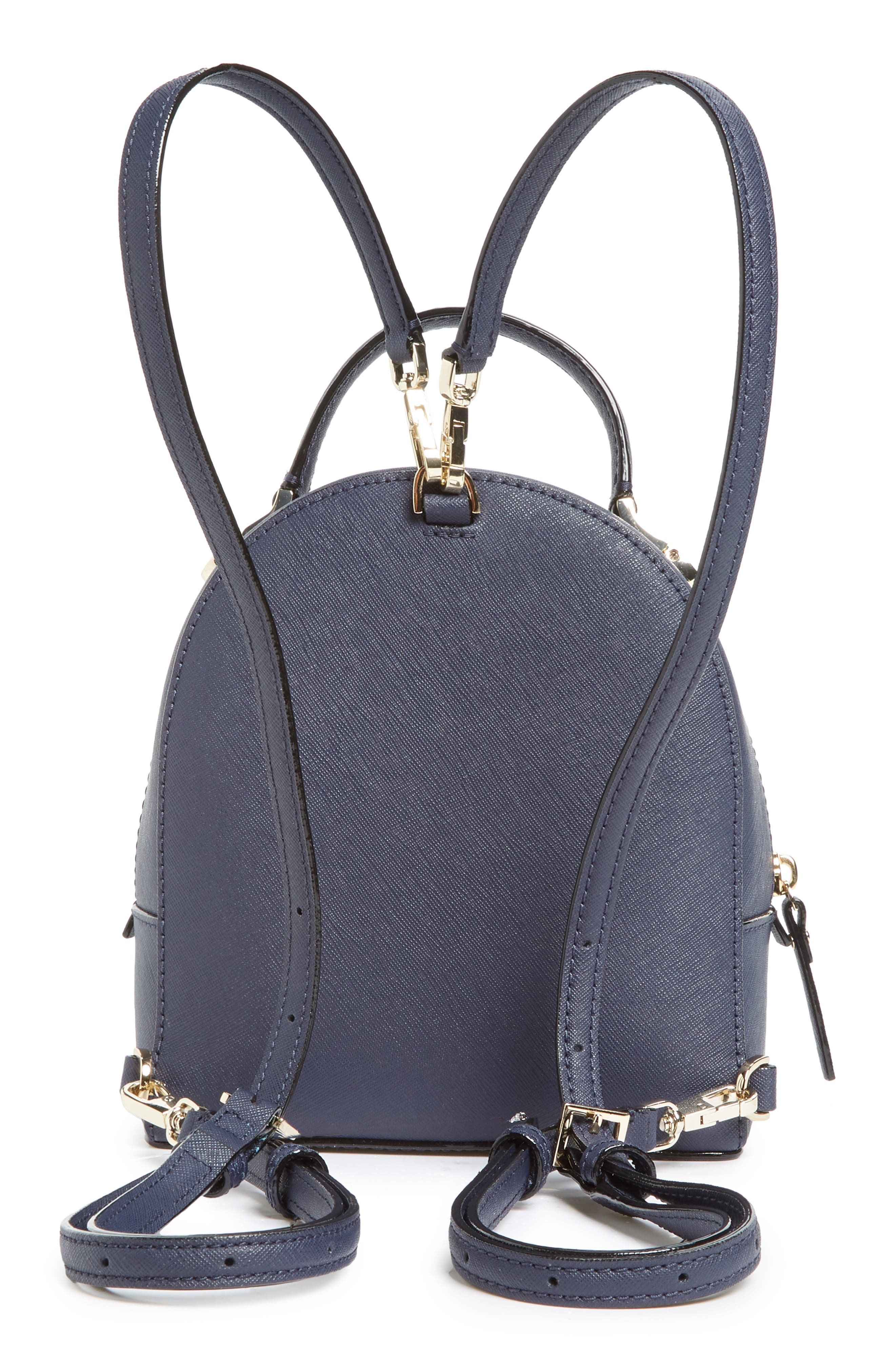 cameron street binx backpack,                             Alternate thumbnail 4, color,                             BLAZER BLUE