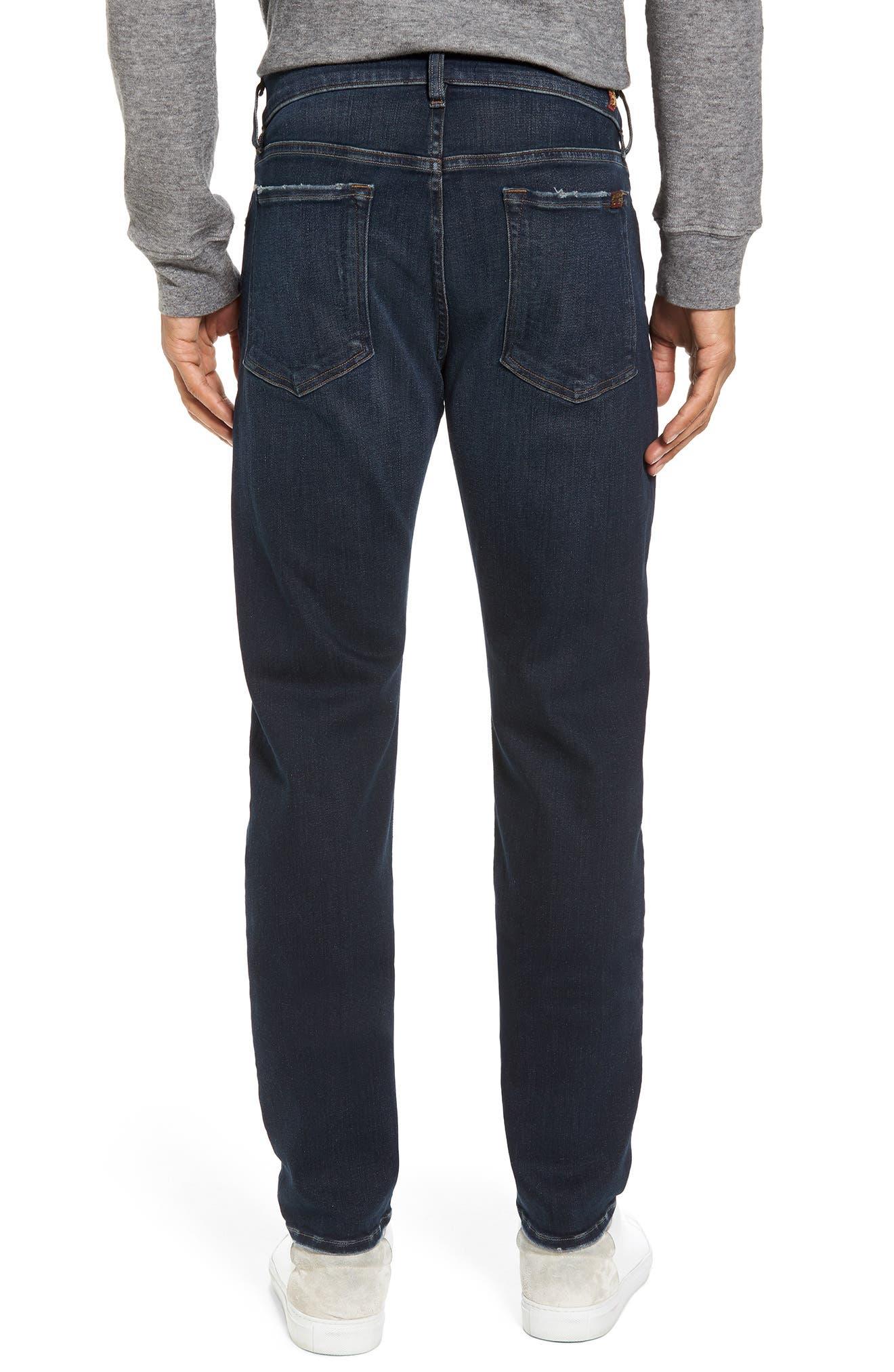 Adrien Slim Fit Jeans,                             Alternate thumbnail 2, color,