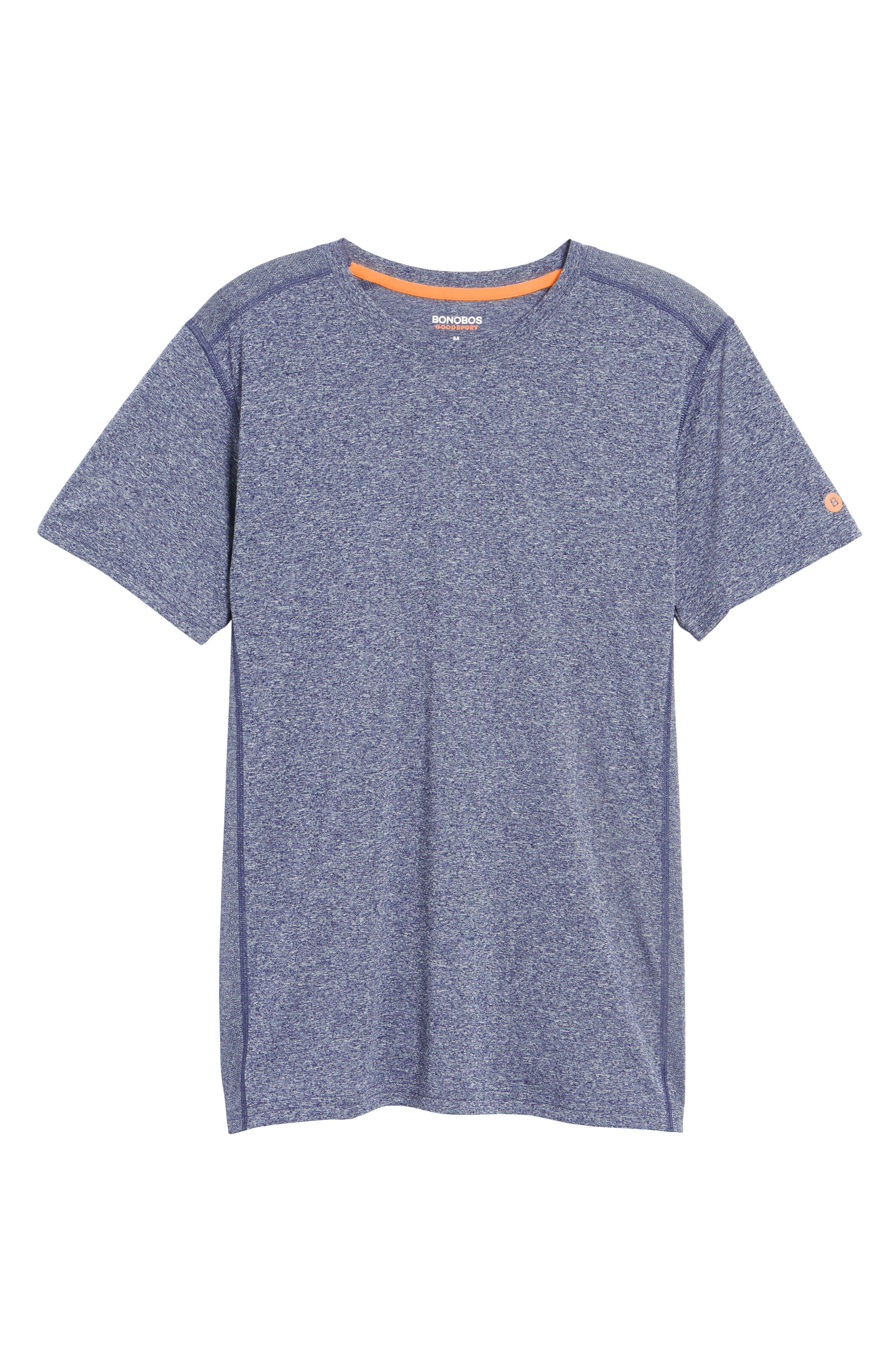Goodsport Mesh Panel T-Shirt,                             Alternate thumbnail 35, color,
