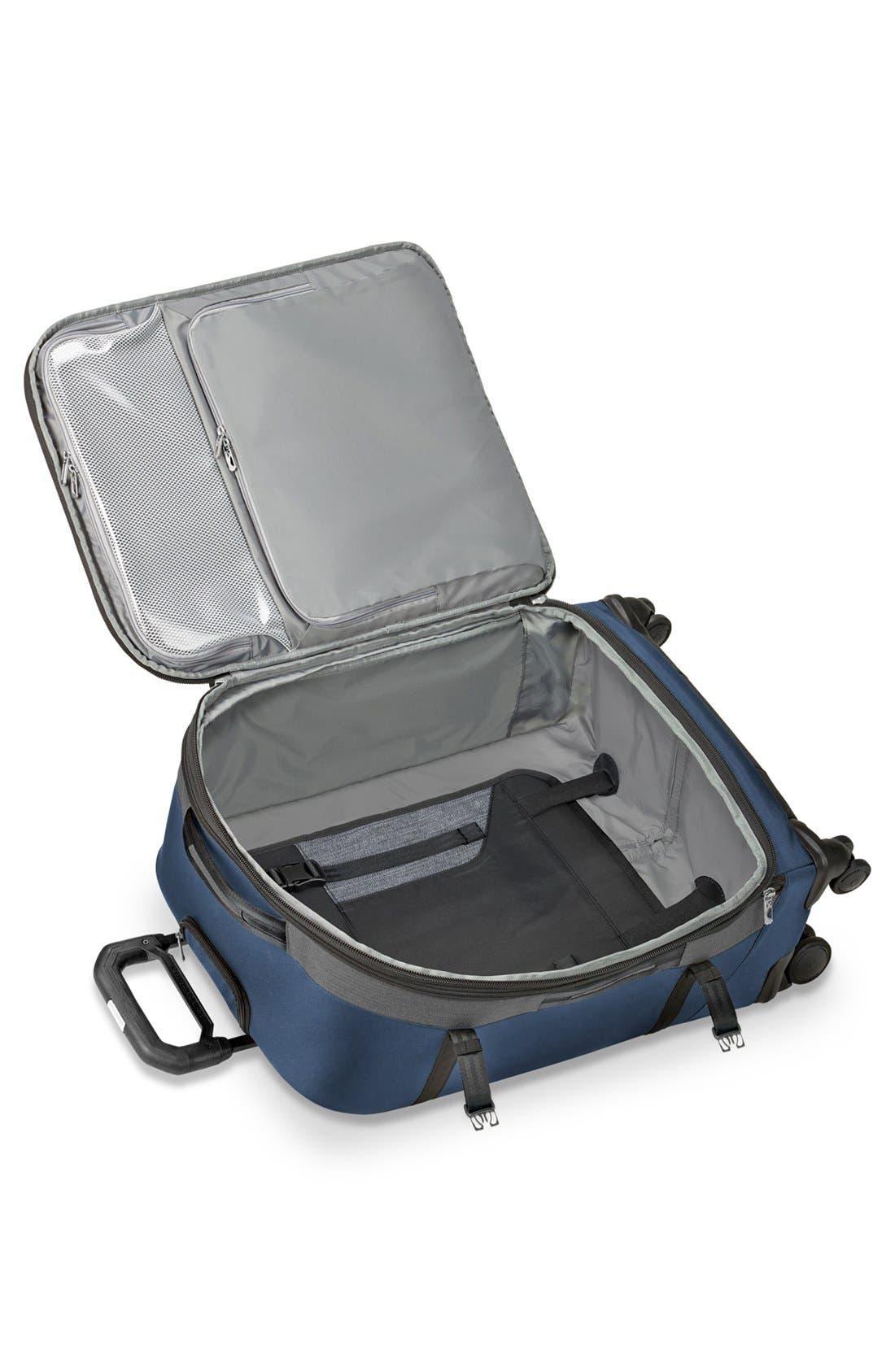 'BRX - Explore' Medium Expandable Wheeled Packing Case,                             Alternate thumbnail 2, color,                             BLUE