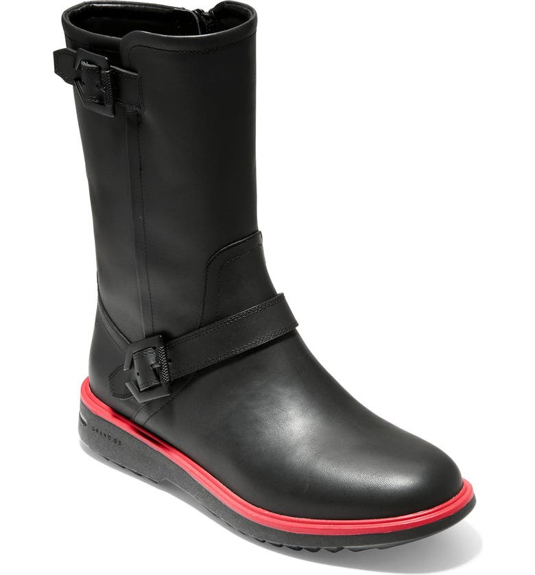 Cole Haan Millbridge Waterproof Moto Boot Women Nordstrom