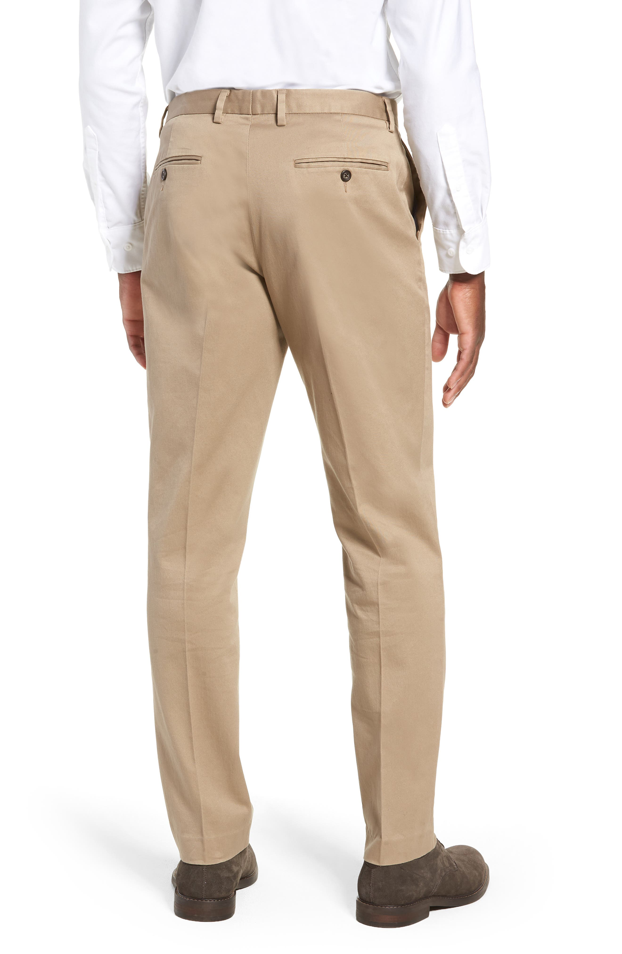 Ludlow Stretch Chino Pants,                             Alternate thumbnail 2, color,                             250