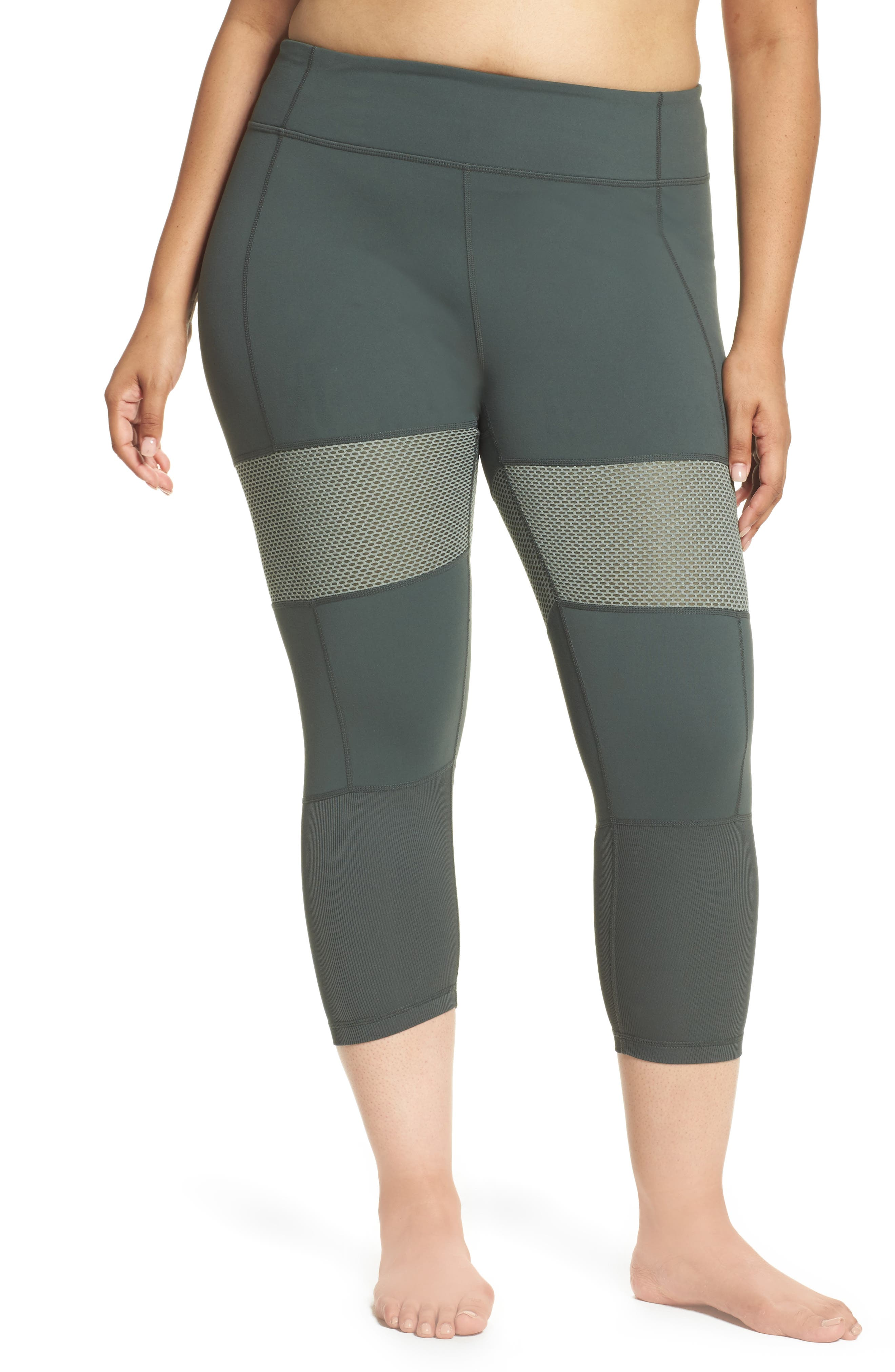 Blissed Out Crop Leggings,                         Main,                         color, 021