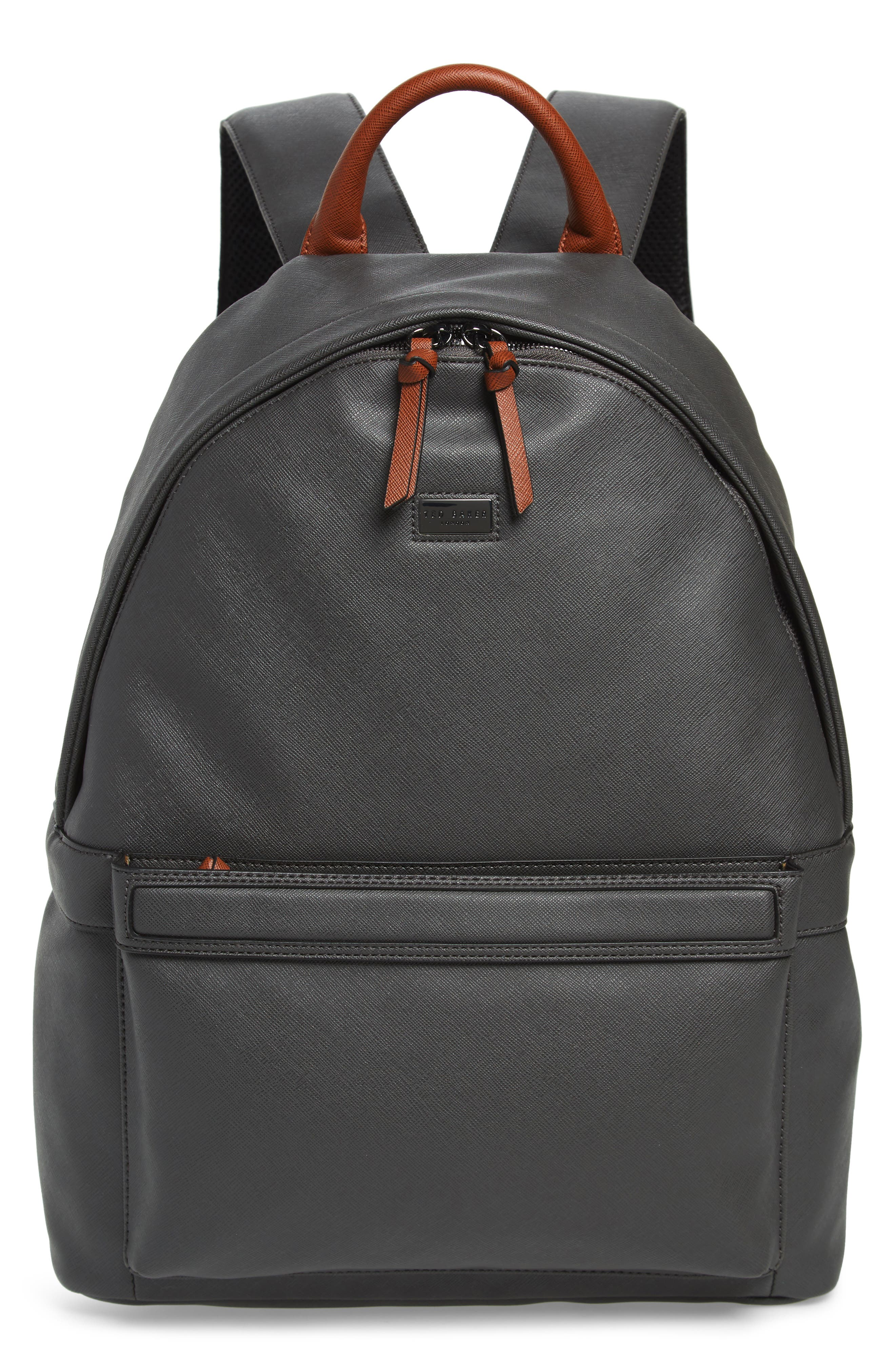 Crossgrain Backpack,                         Main,                         color, CHARCOAL