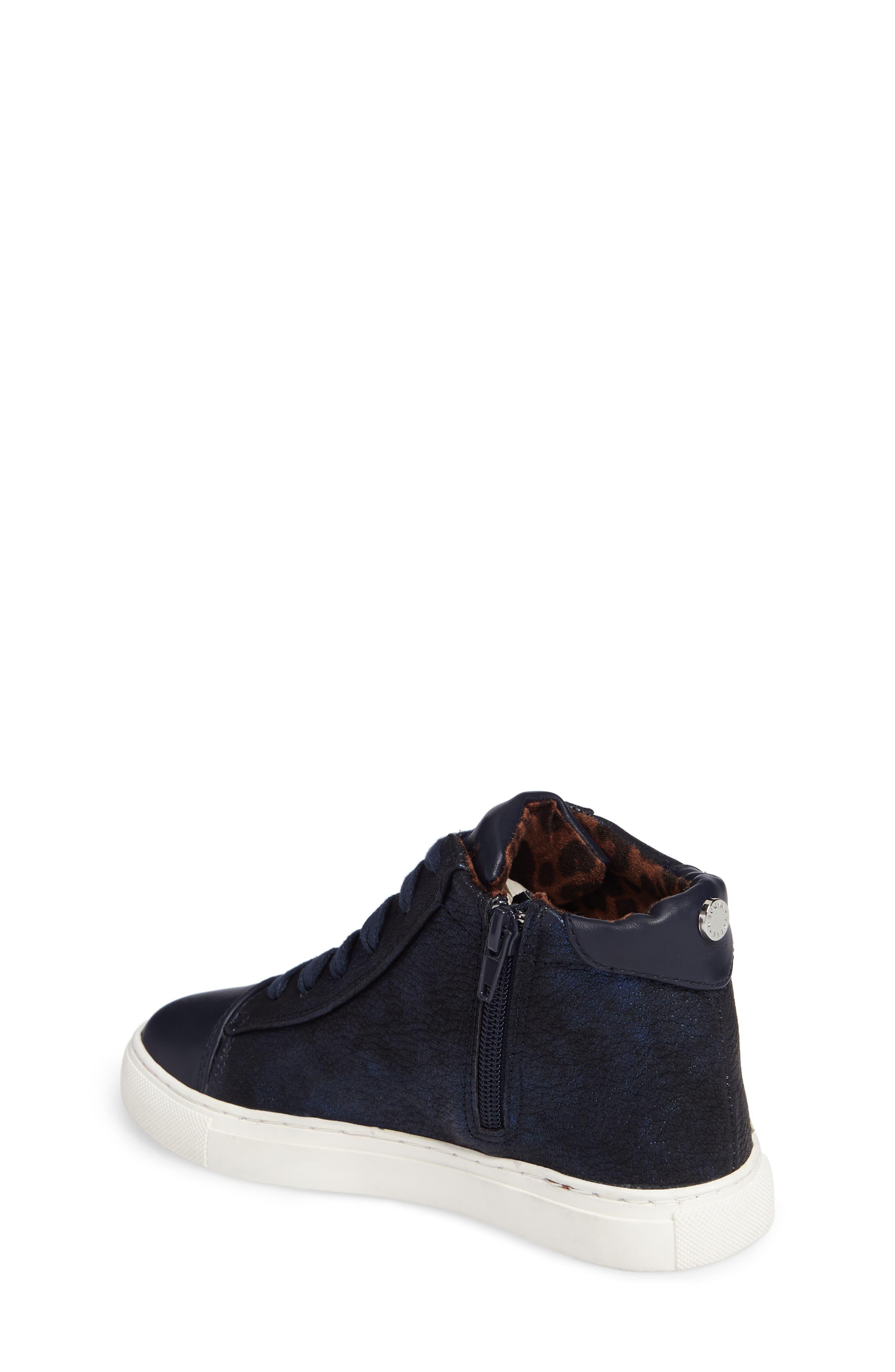 Jflash Glitter Star High Top Sneaker,                             Alternate thumbnail 2, color,                             438