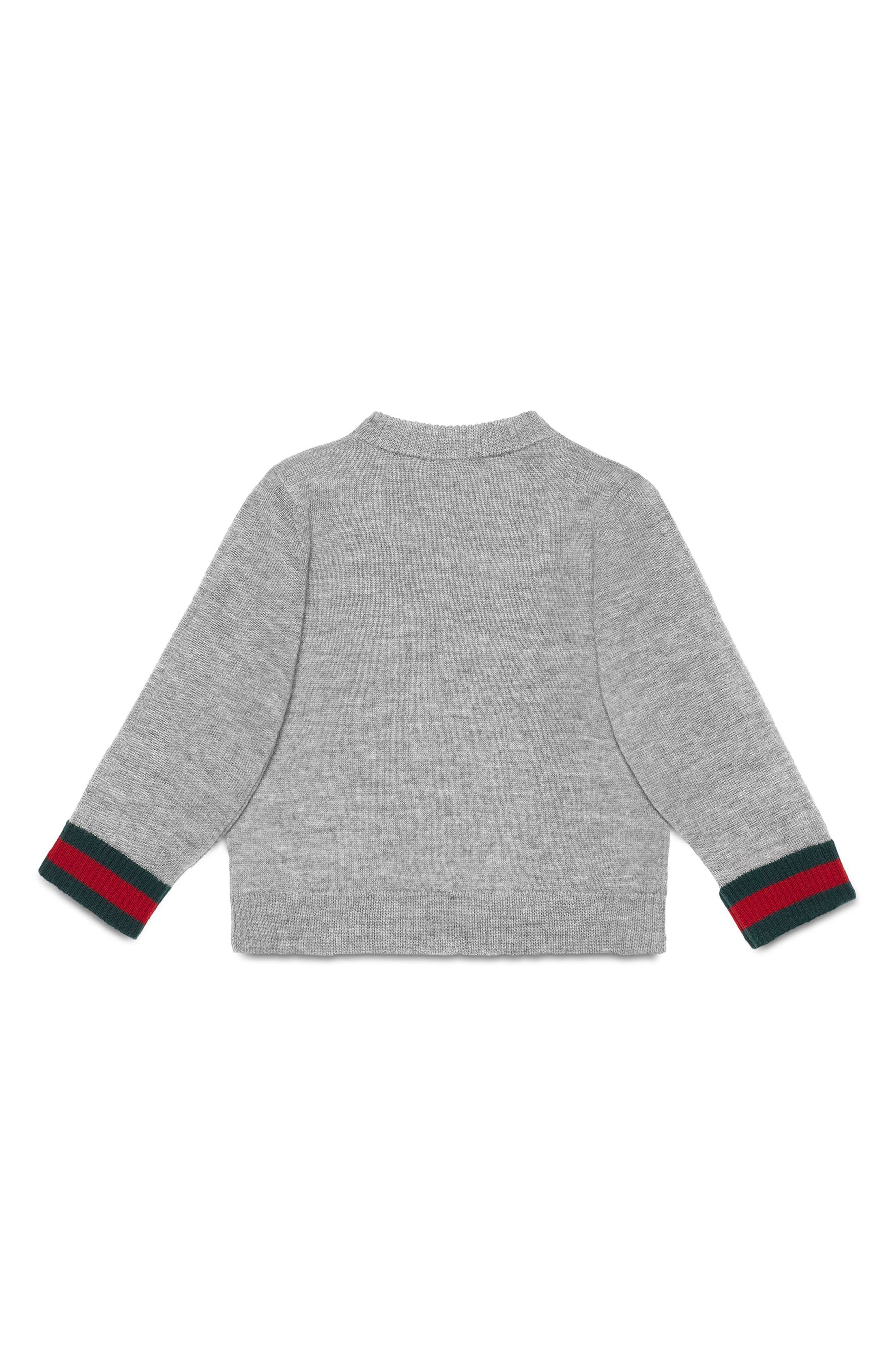 Wool Sweater,                             Alternate thumbnail 2, color,                             MULTI