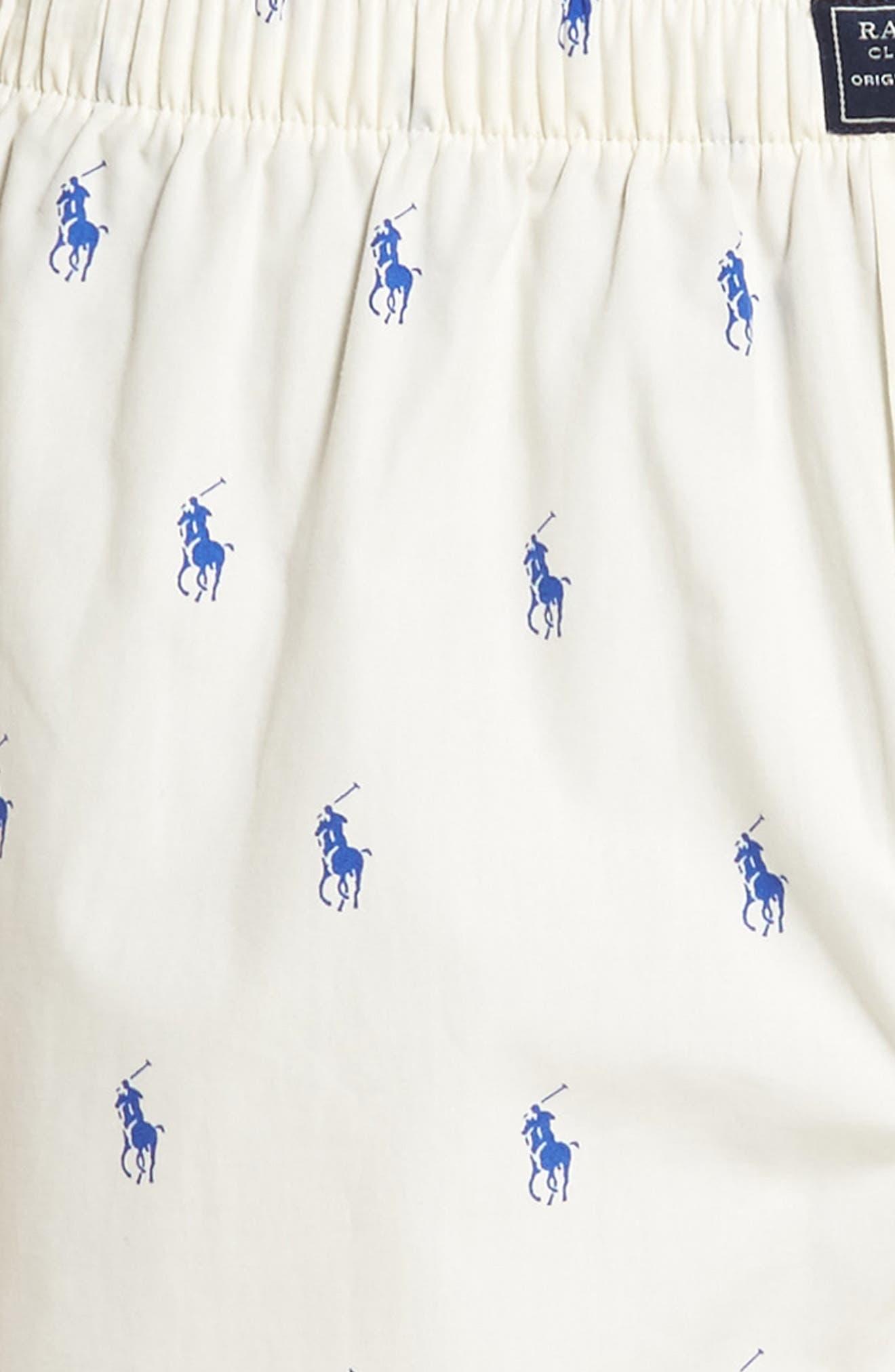 Pony Cotton Boxers,                             Alternate thumbnail 23, color,