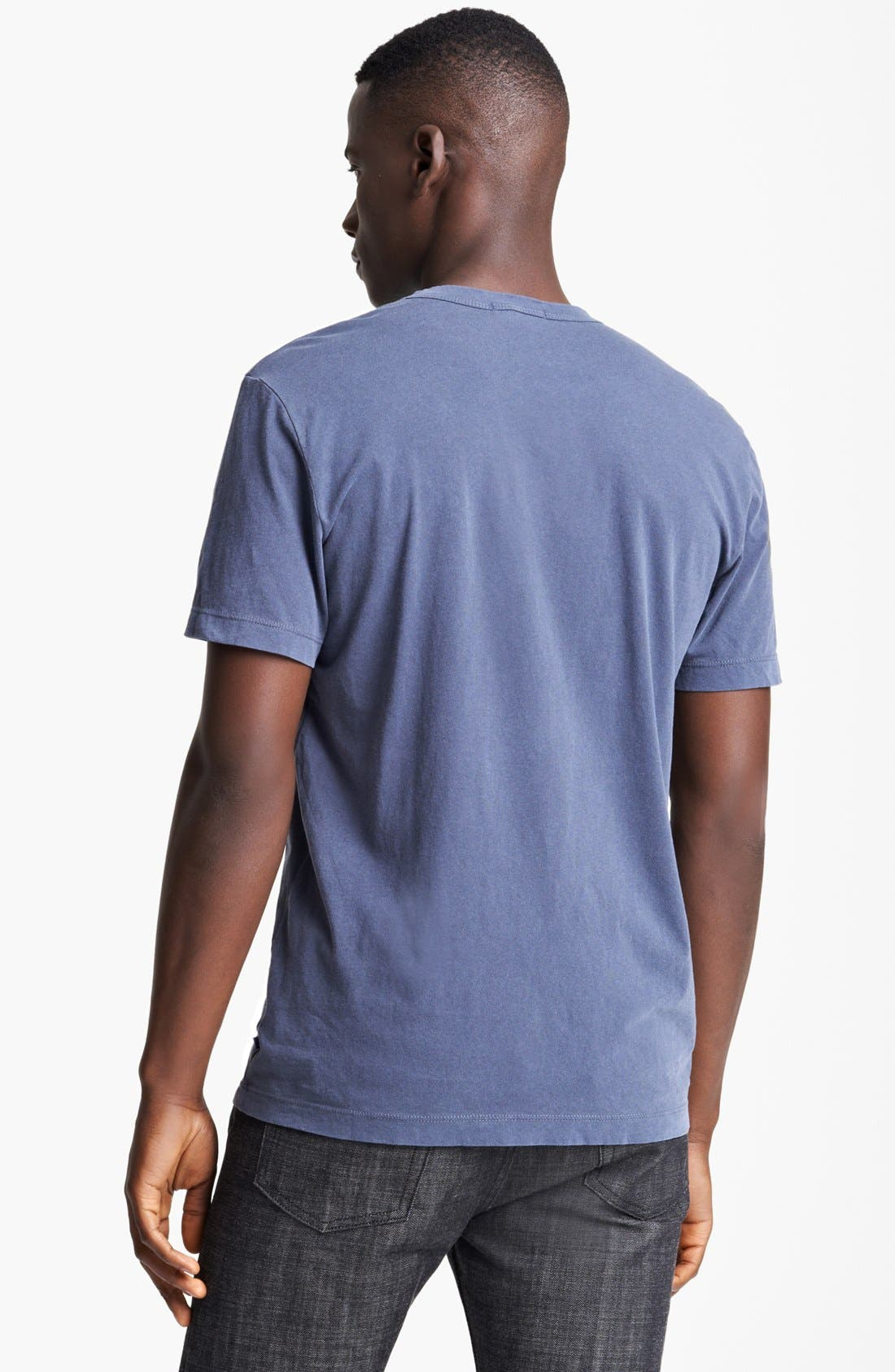 Crewneck Jersey T-Shirt,                             Alternate thumbnail 181, color,