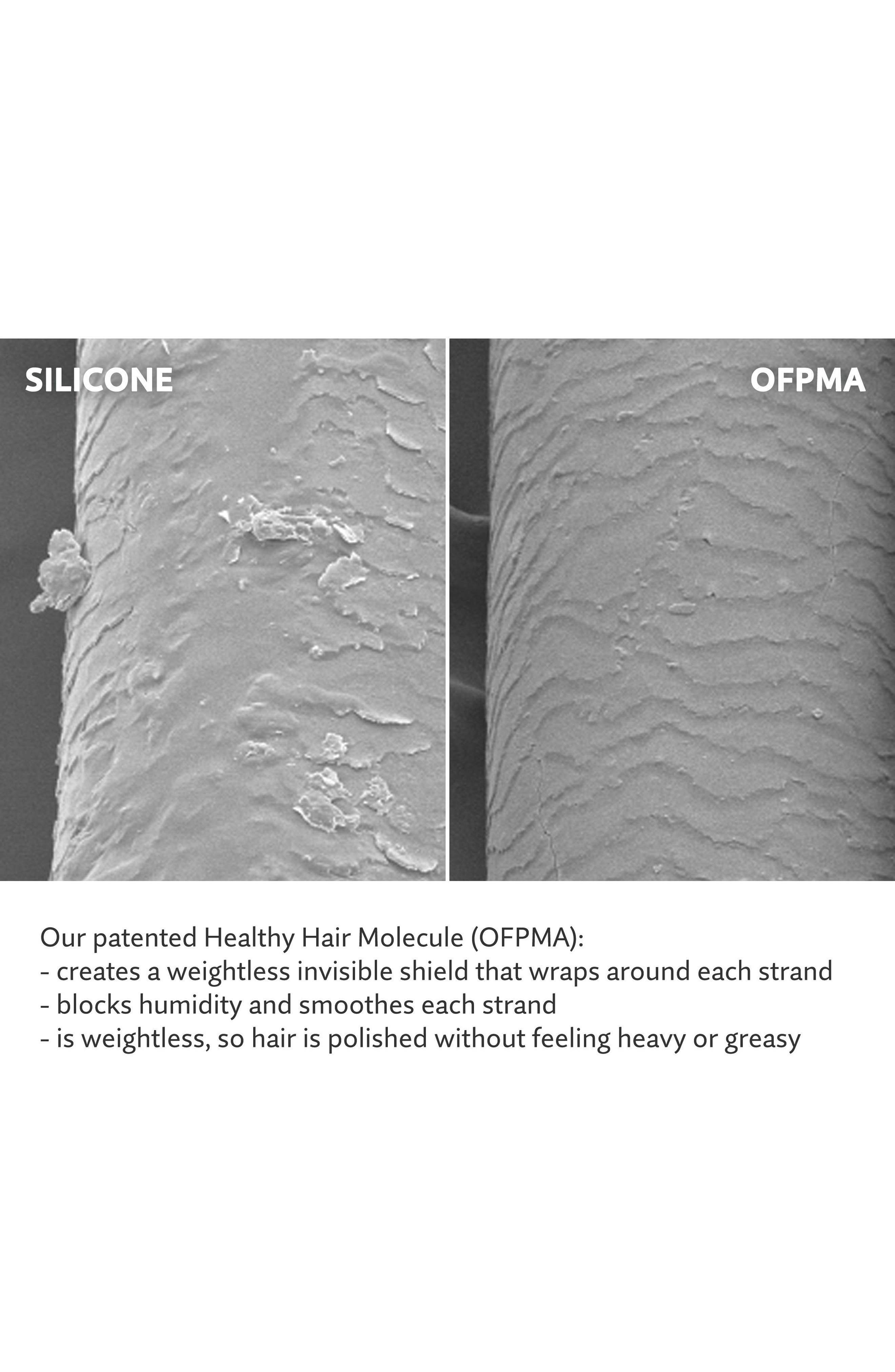 'No Frizz' Humidity Blocking Shampoo for All Hair Types,                             Alternate thumbnail 4, color,                             000