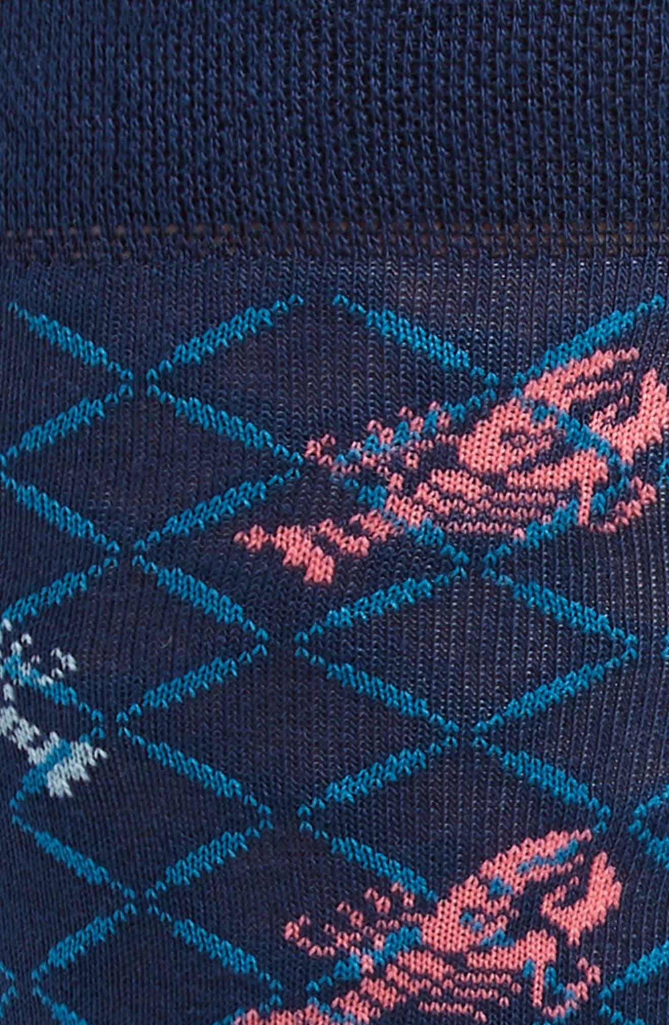 3-Pack Assorted Socks,                             Alternate thumbnail 2, color,                             460