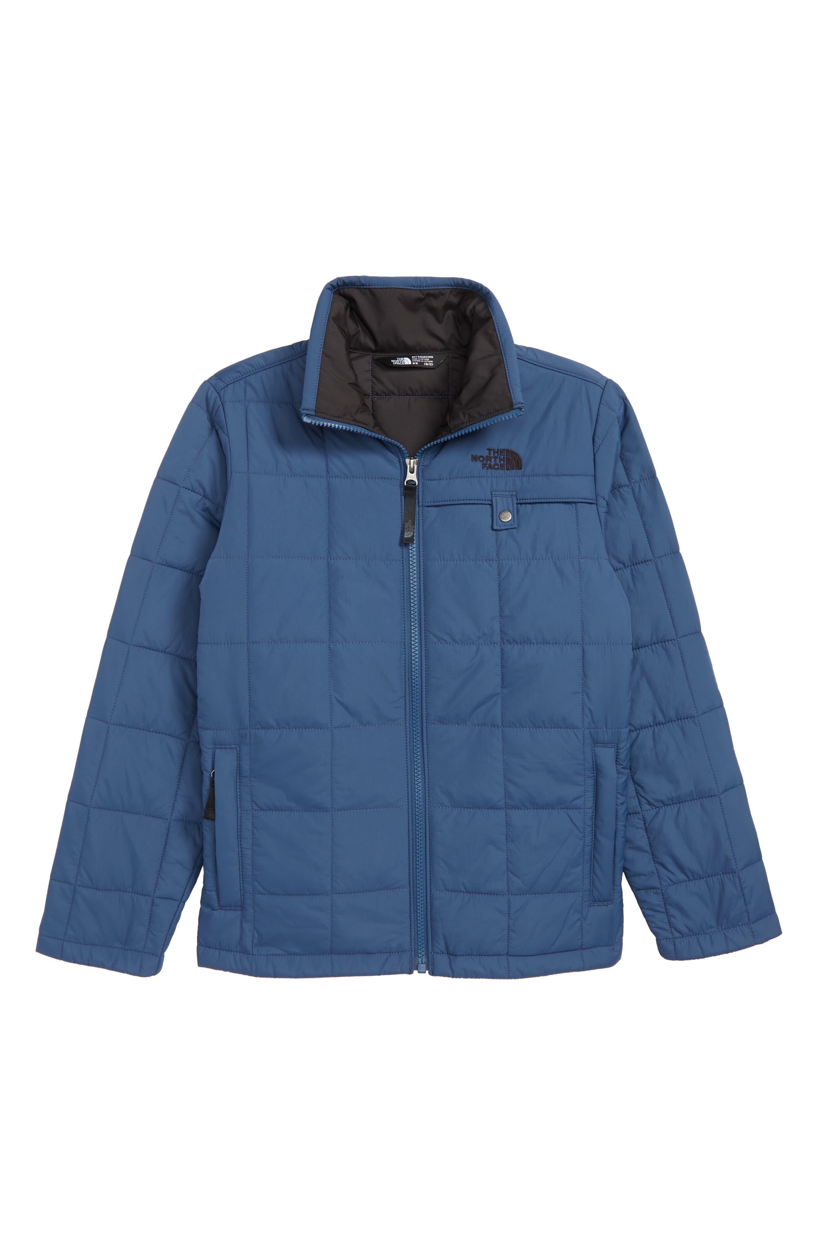 Harway Heatseaker<sup>™</sup> Jacket,                         Main,                         color, SHADY BLUE