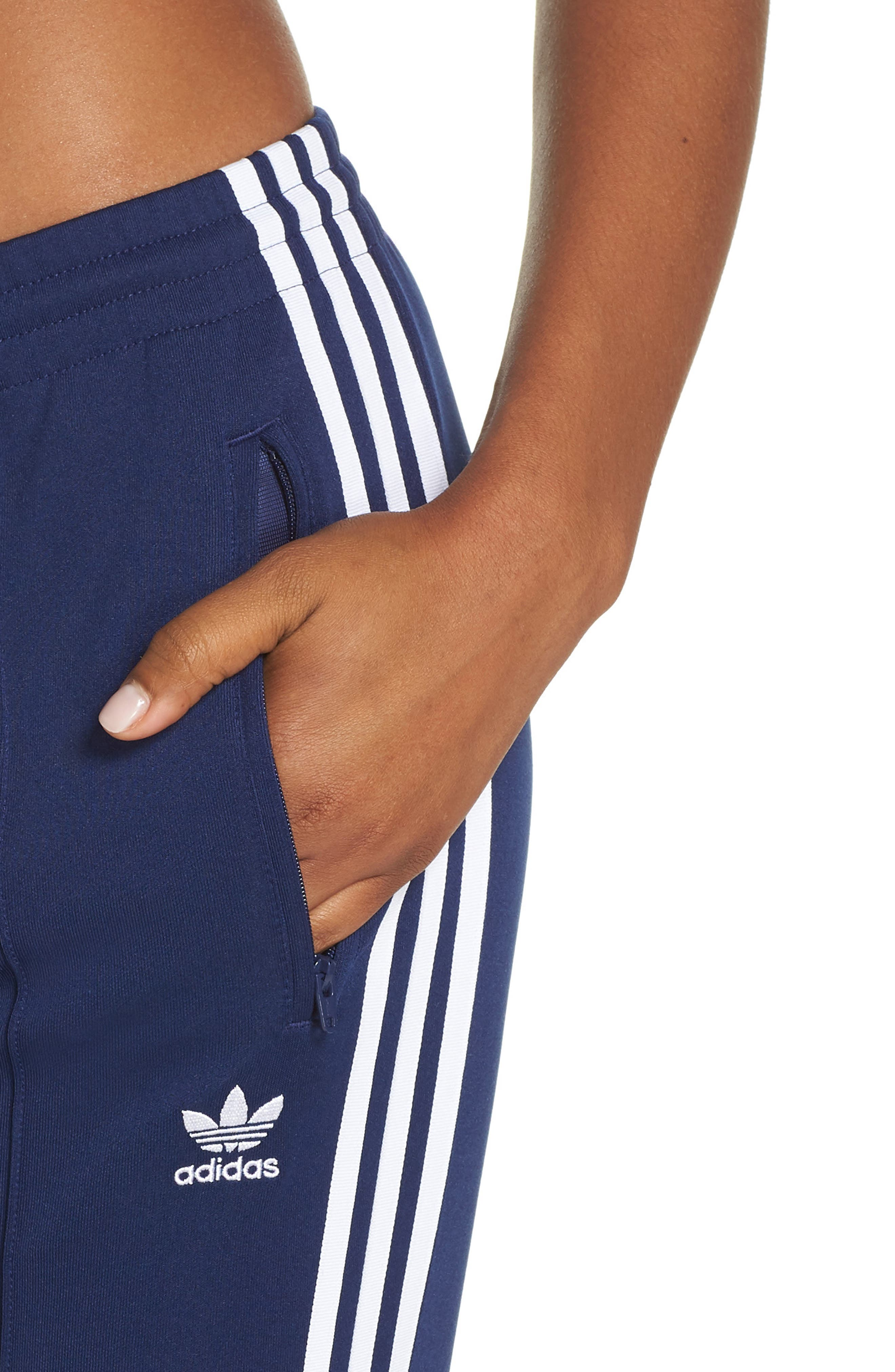 SST Track Pants,                             Alternate thumbnail 4, color,                             DARK BLUE