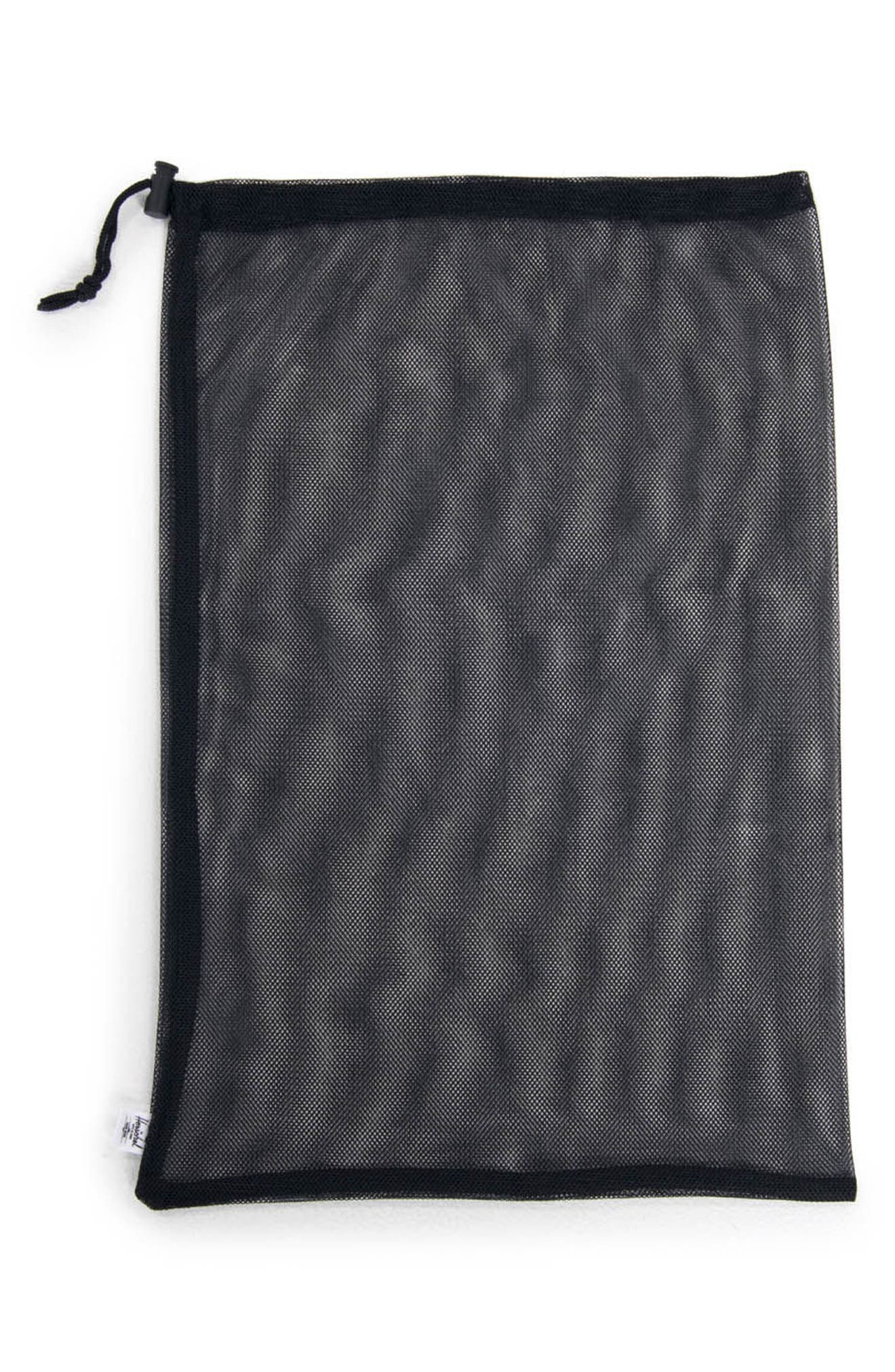 Laundry Bag Set,                             Alternate thumbnail 3, color,                             BLACK