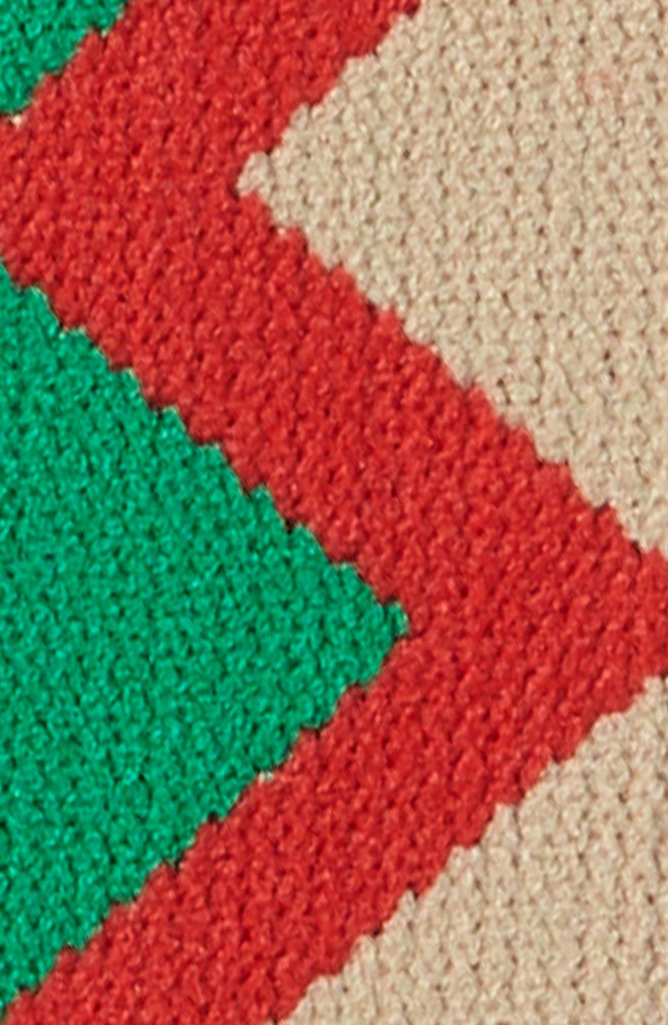Zigzag Head Wrap,                             Alternate thumbnail 4, color,