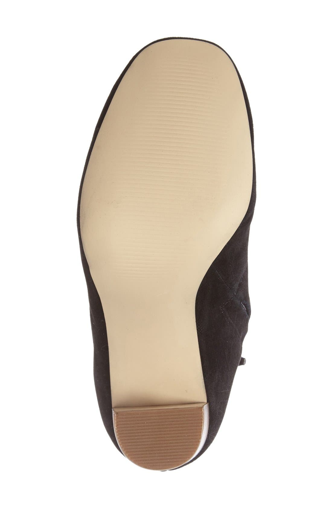 Veronica Bootie,                             Alternate thumbnail 4, color,                             003