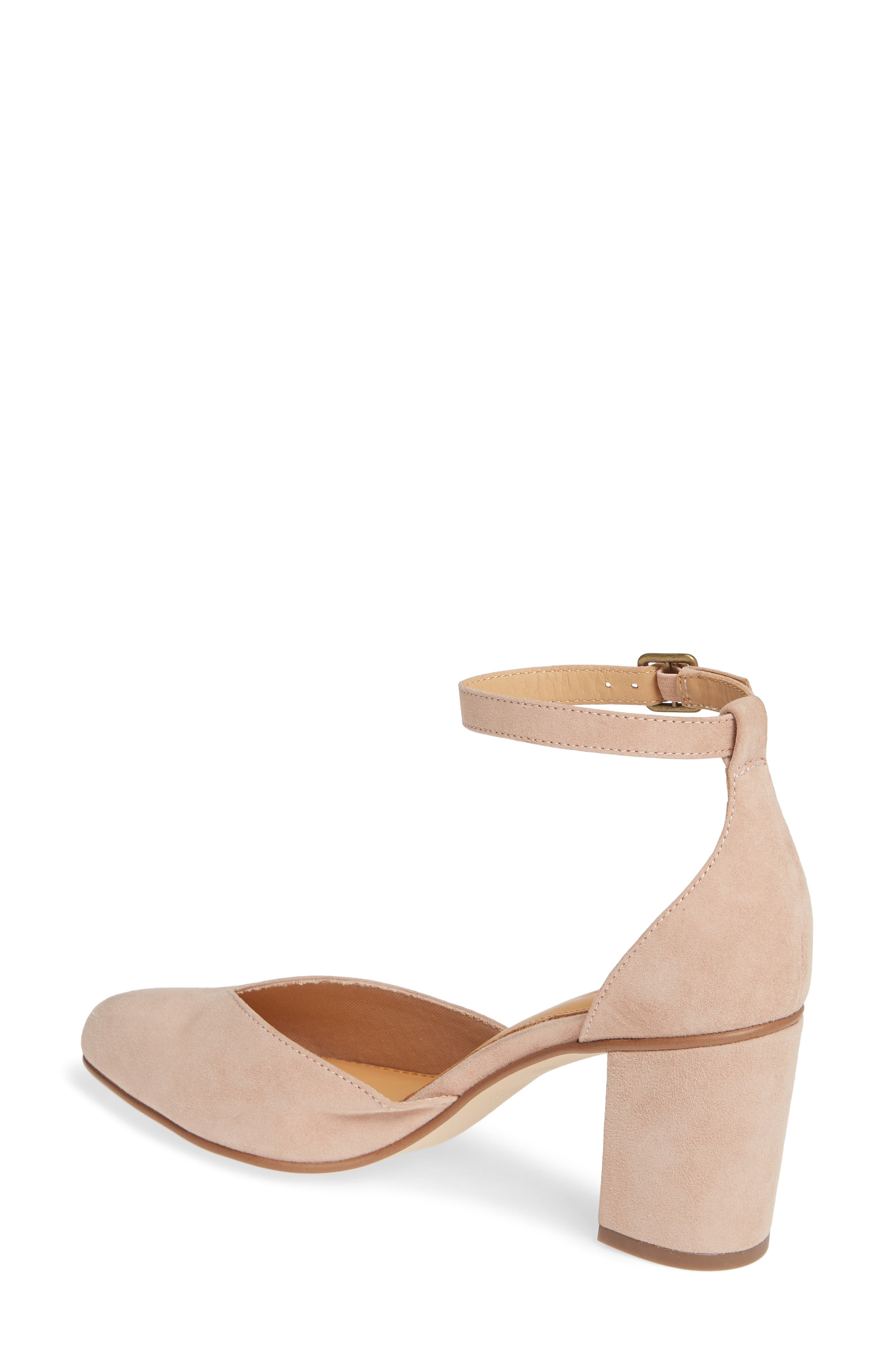 SOLUDOS,                             Adele Halo Strap Pump,                             Alternate thumbnail 2, color,                             689